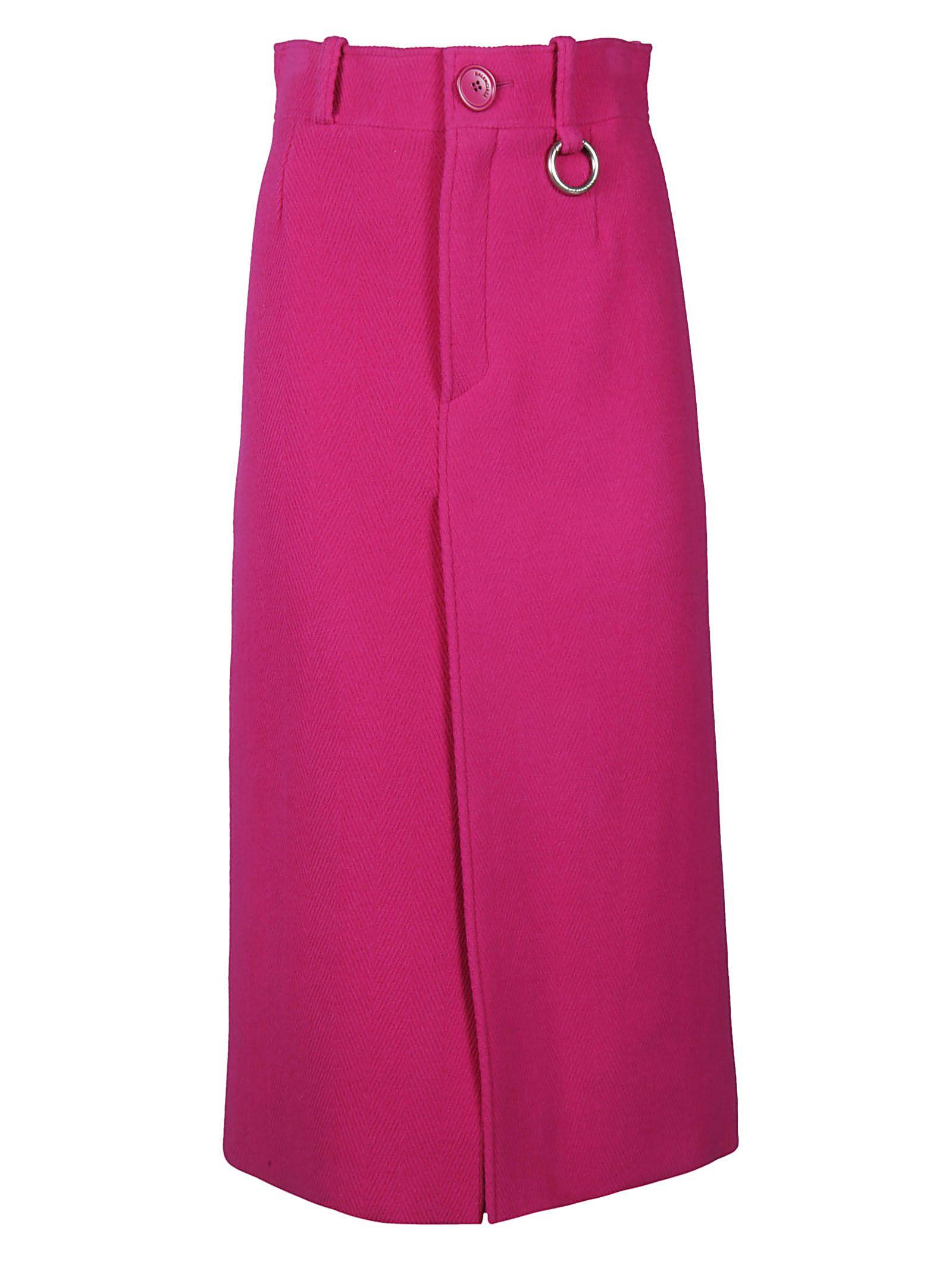 balenciaga -  Ring Detail Skirt