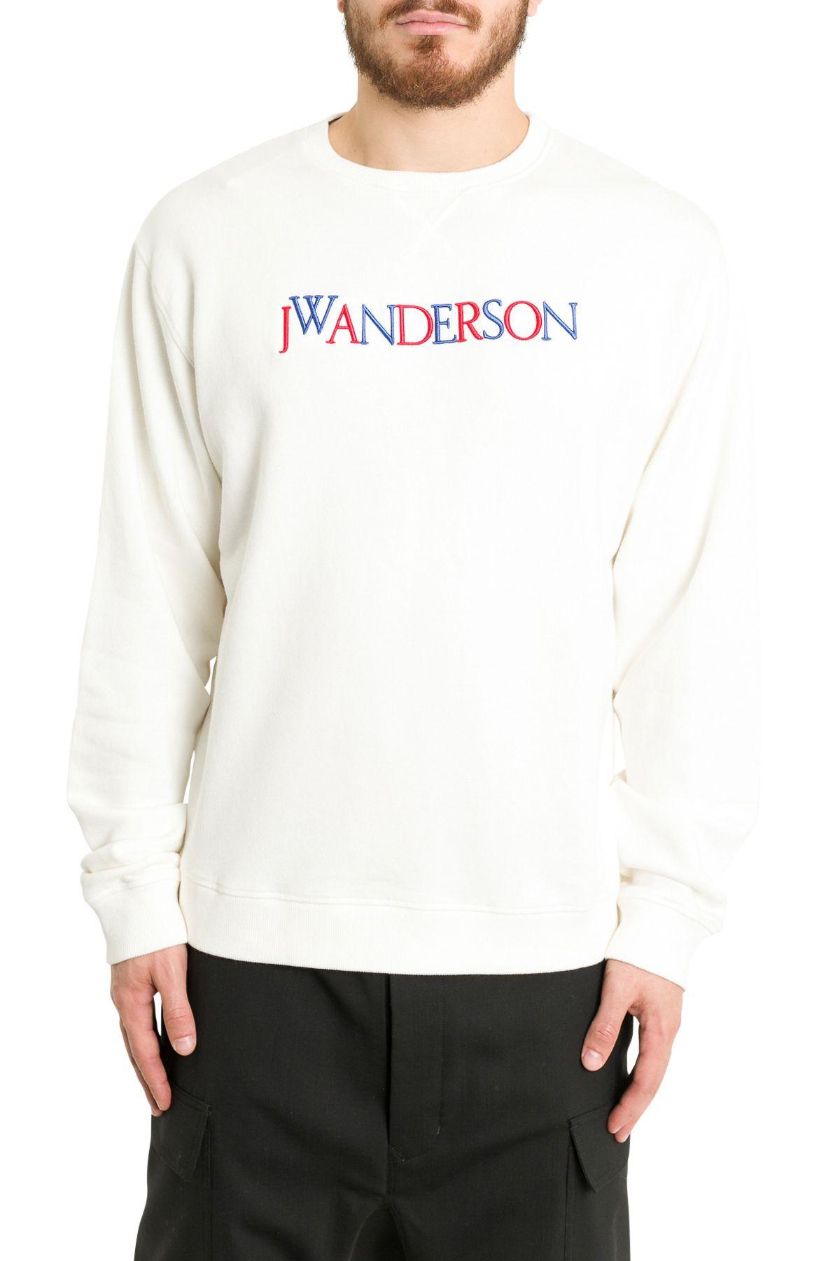 J.W. Anderson Felpa Logo