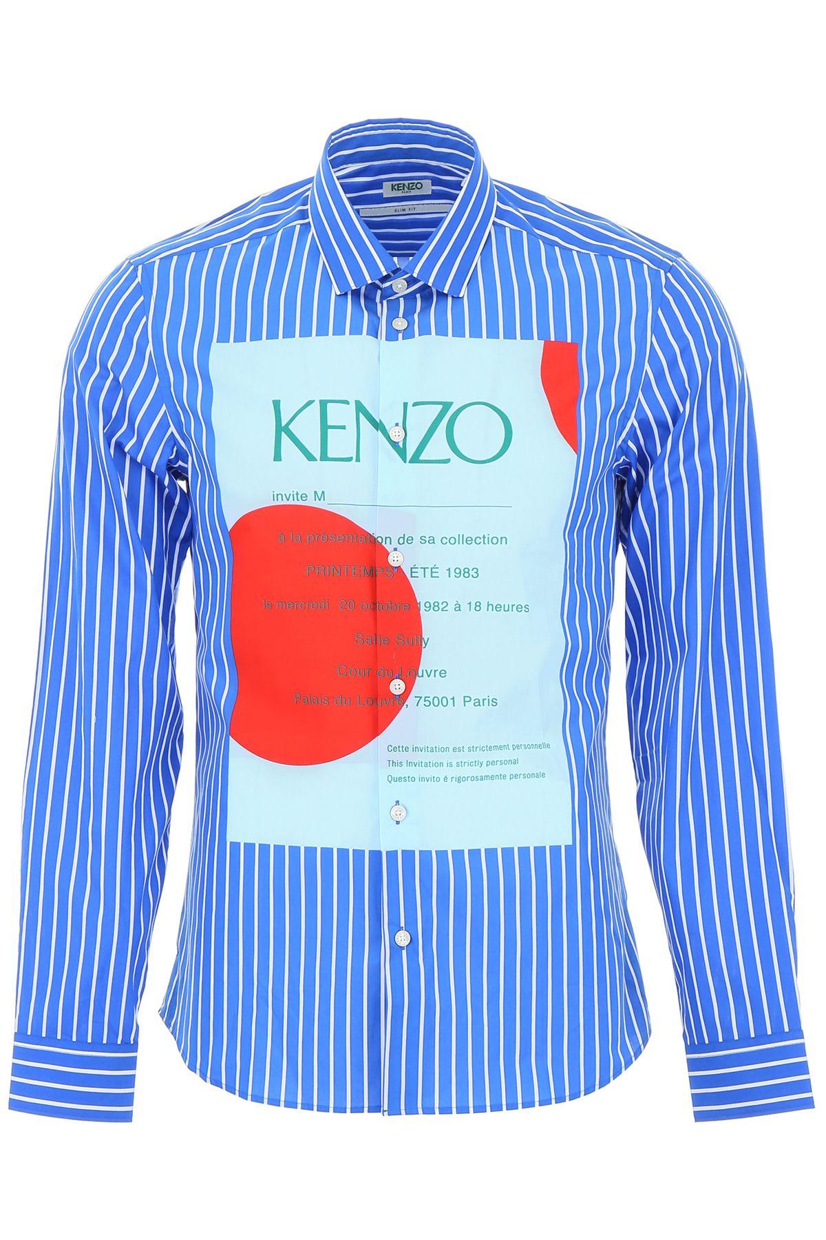 Kenzo Wedding Invitation Shirt