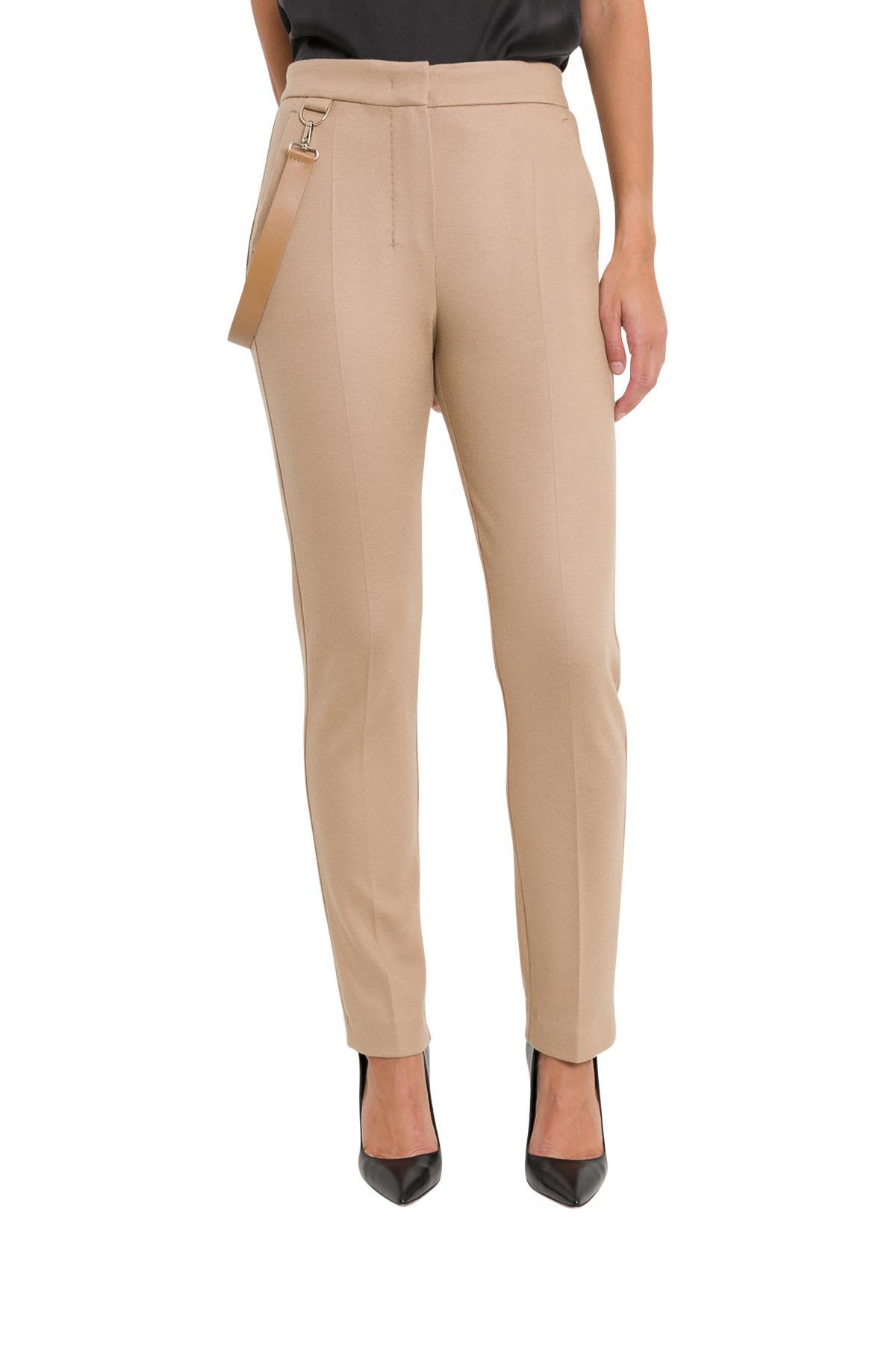Max Mara Camel Trousers
