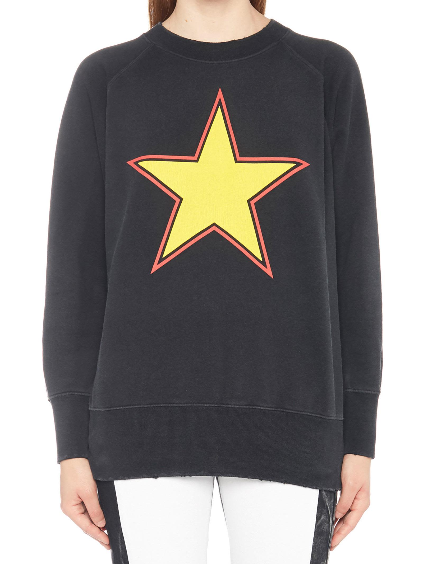 Givenchy 'star' Sweatshirt