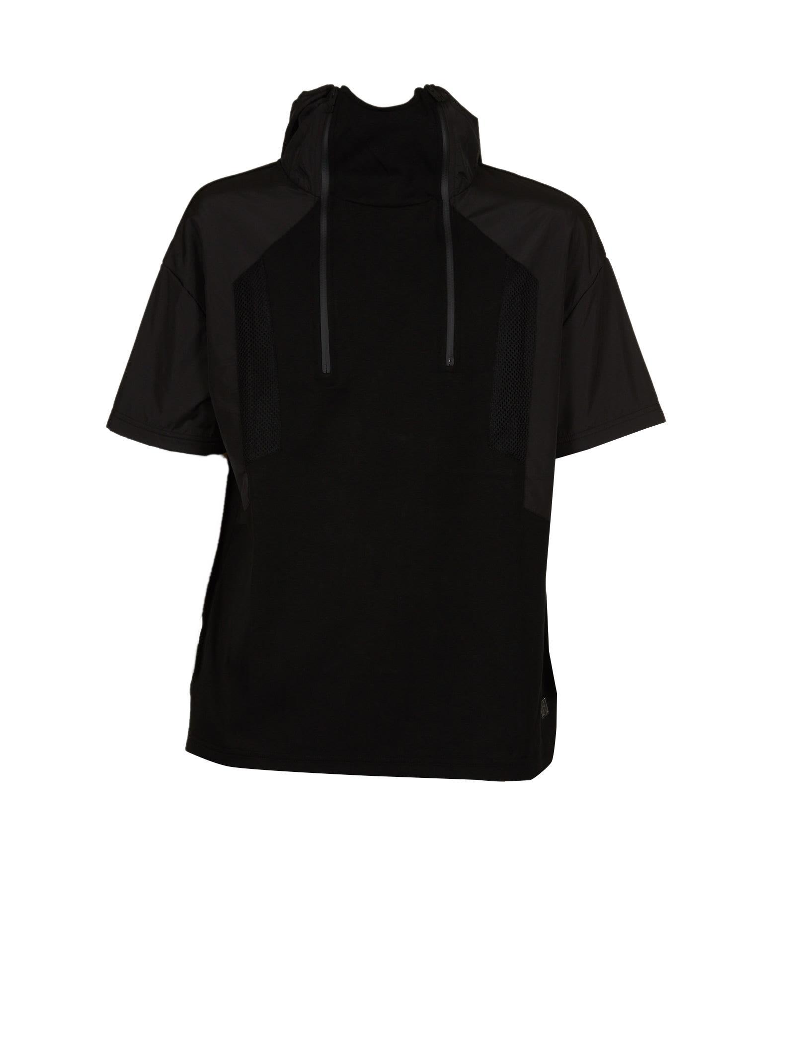 Les Hommes Urban Hooded Sweatshirt