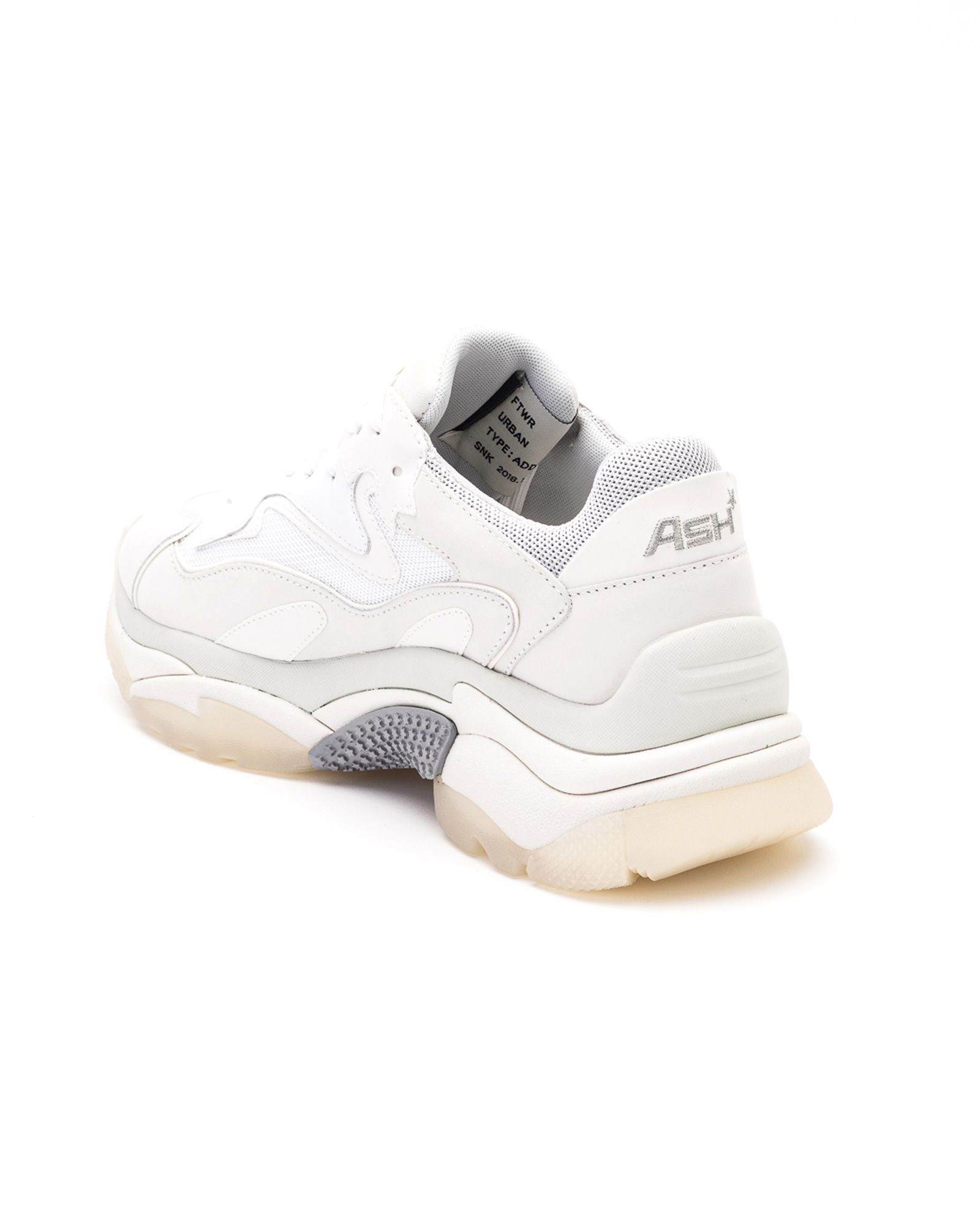 Ash Addict Bis Sneakers In White   ModeSens
