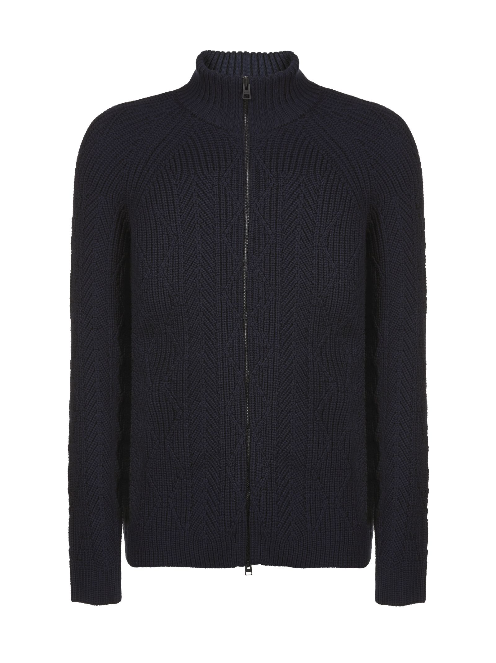 Etro Zip-up Cardigan