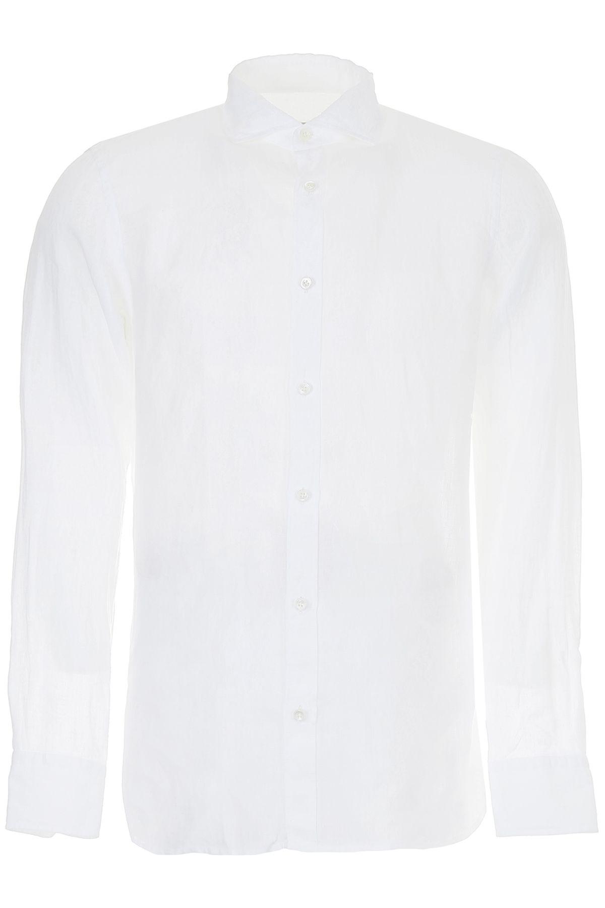 Z Zegna Linen Shirt