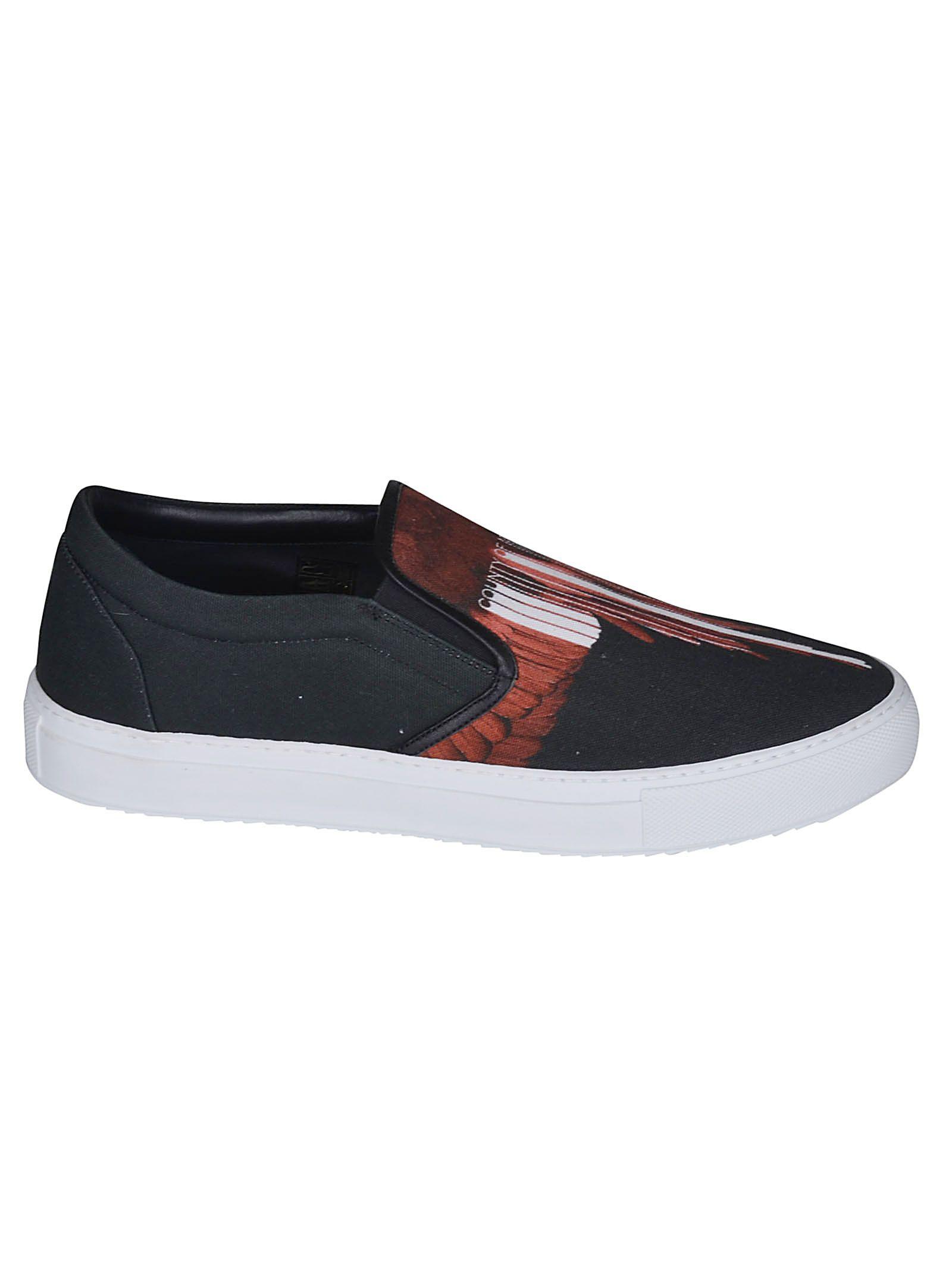 Marcelo Burlon Wings Slip-on Sneakers