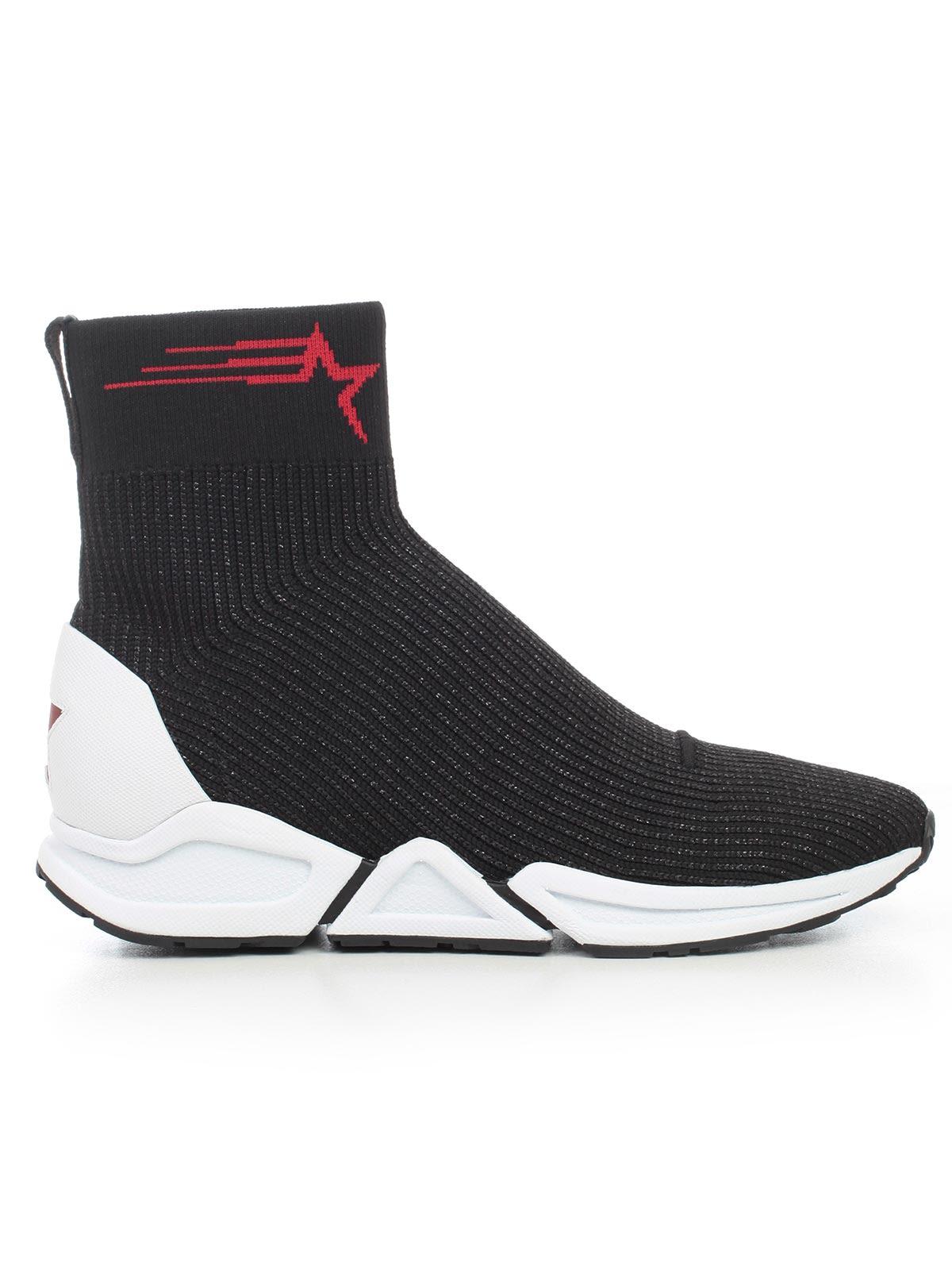 Ash Star Hi-top Sneakers