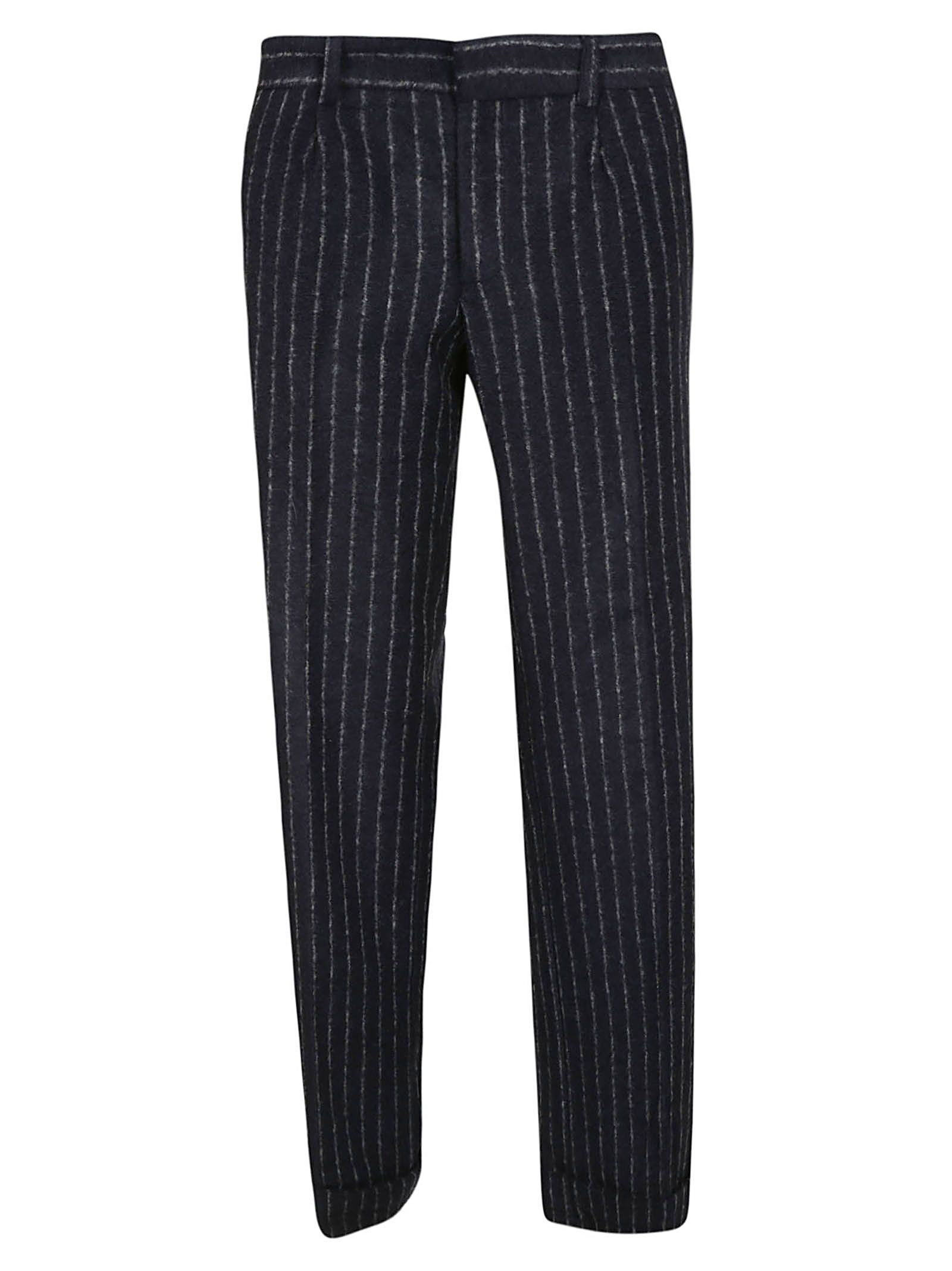 Forte Couture Striped Jeans