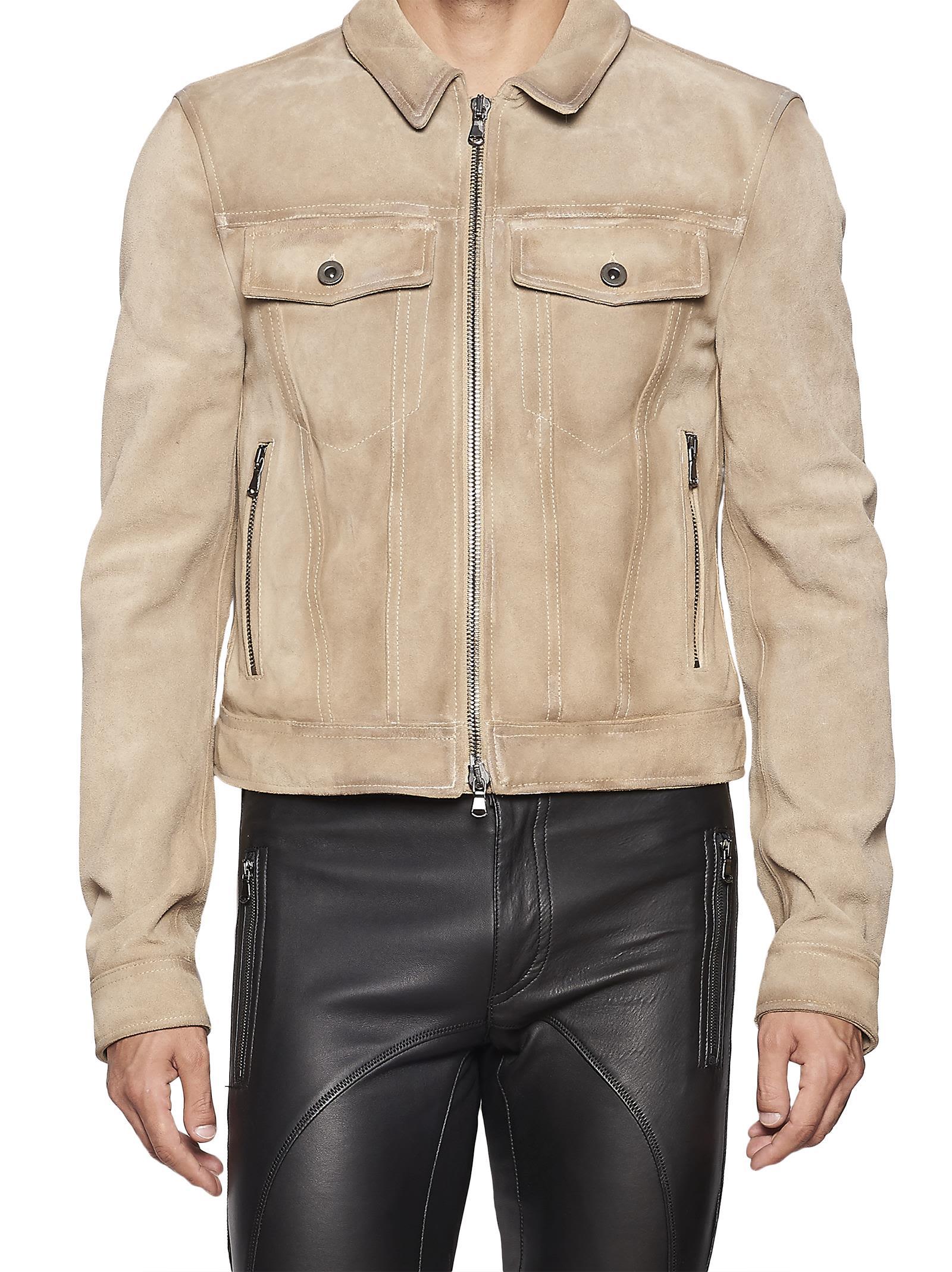 Diesel Black Gold Lavenere Jacket