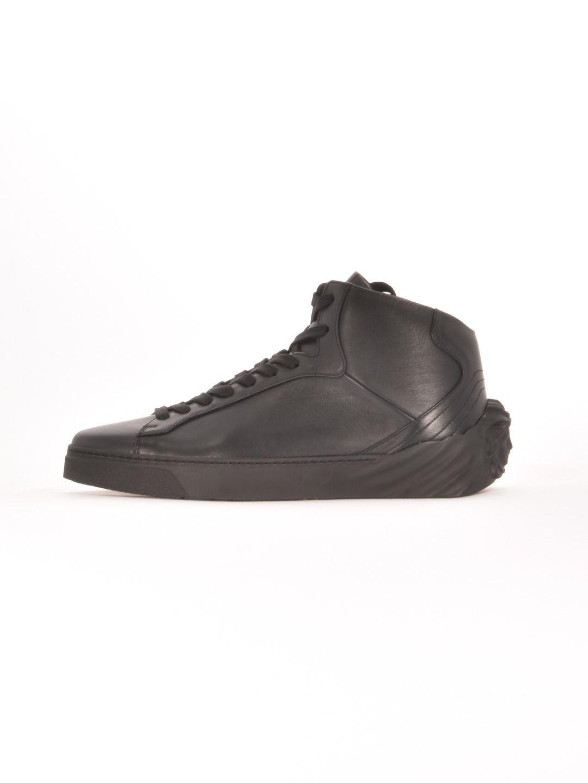 Versace Black Medusa Sneaker