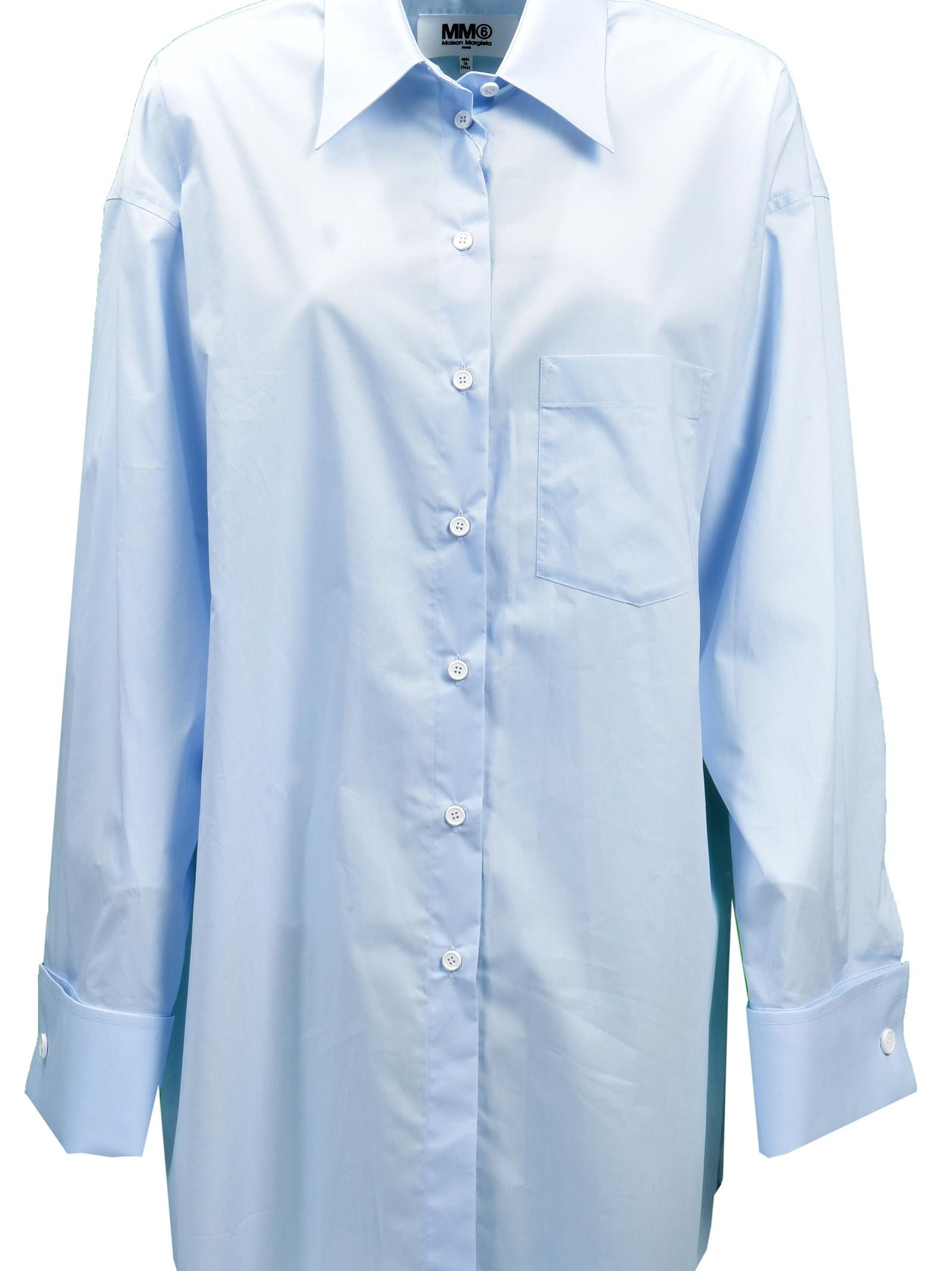Mm6 Maison Margiela Oversized Classic Shirt