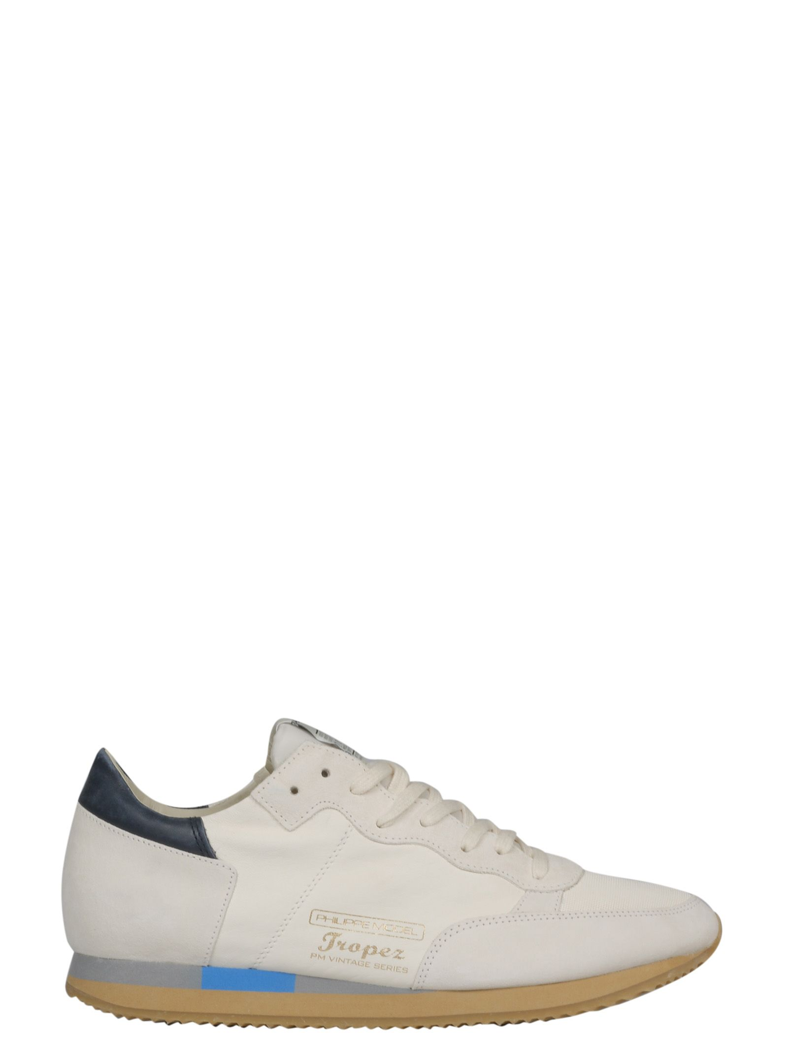 Philippe Model Tropez Vintage Sneakers