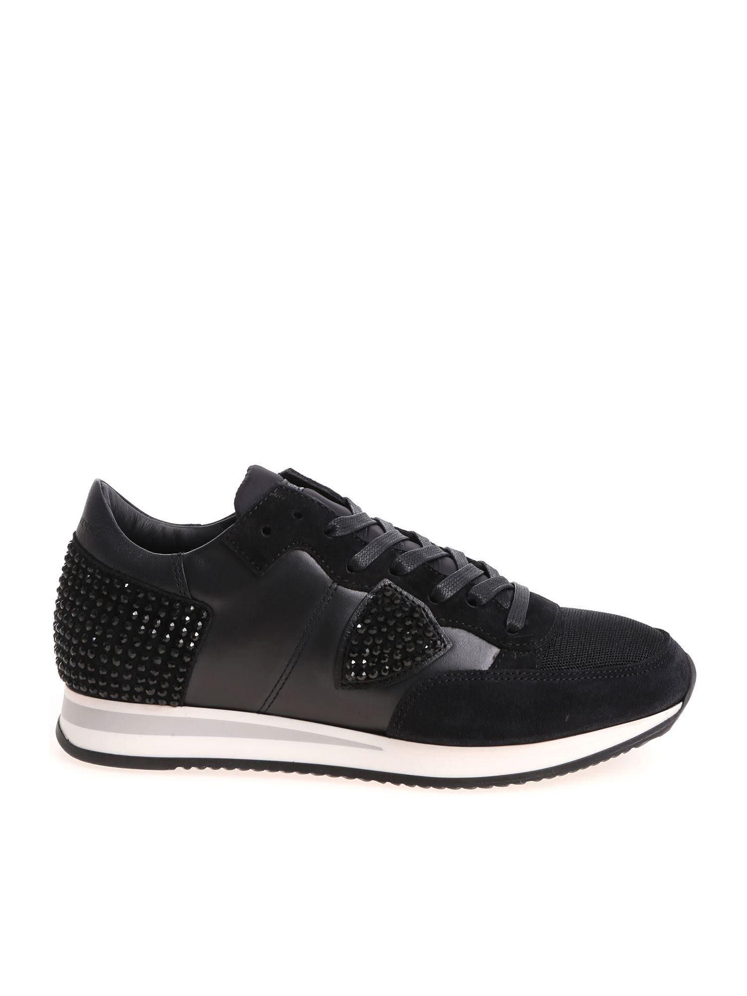 Philippe Model Studded Runner Sneakers