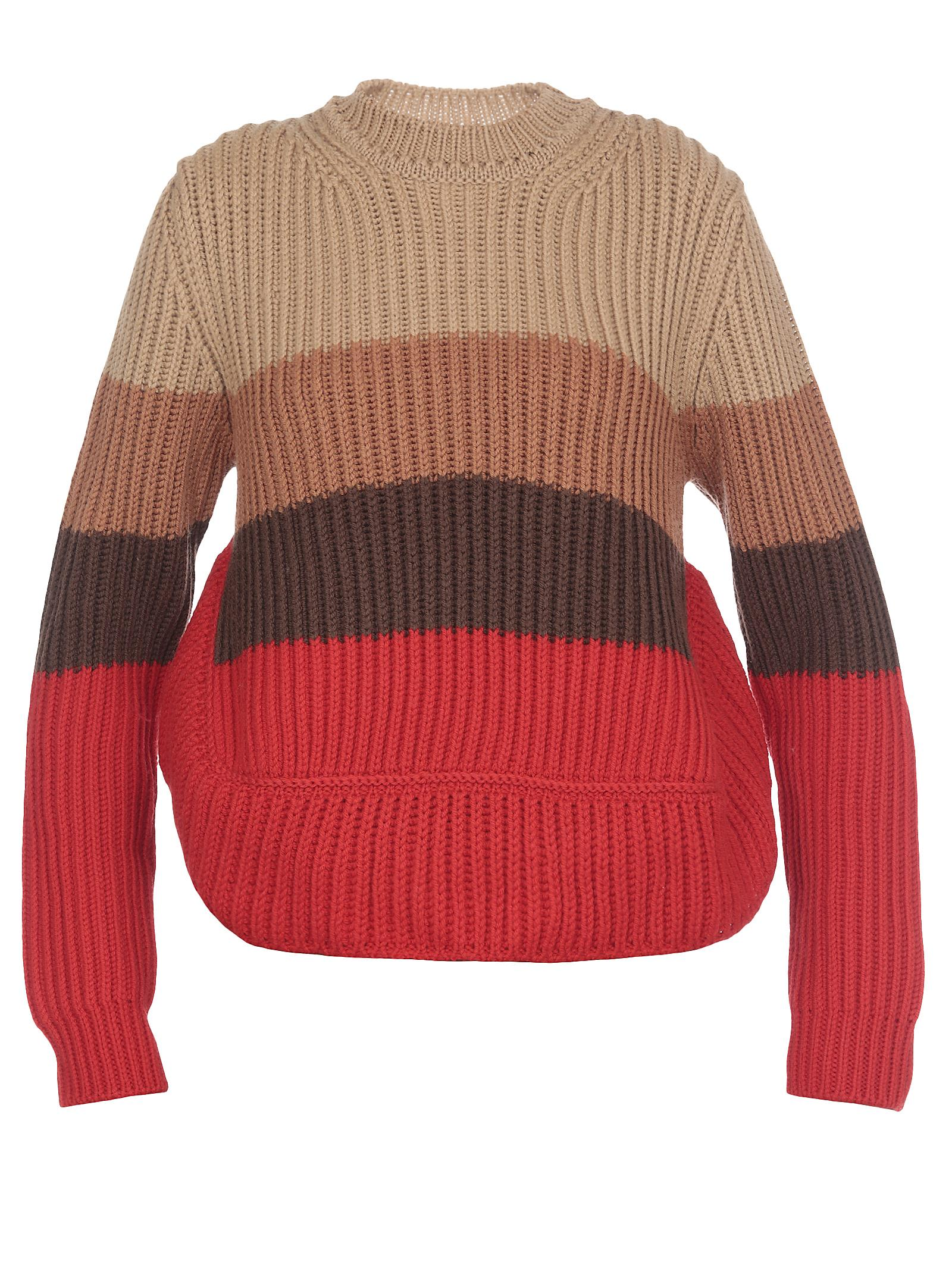 Marco de Vincenzo Wool Sweater