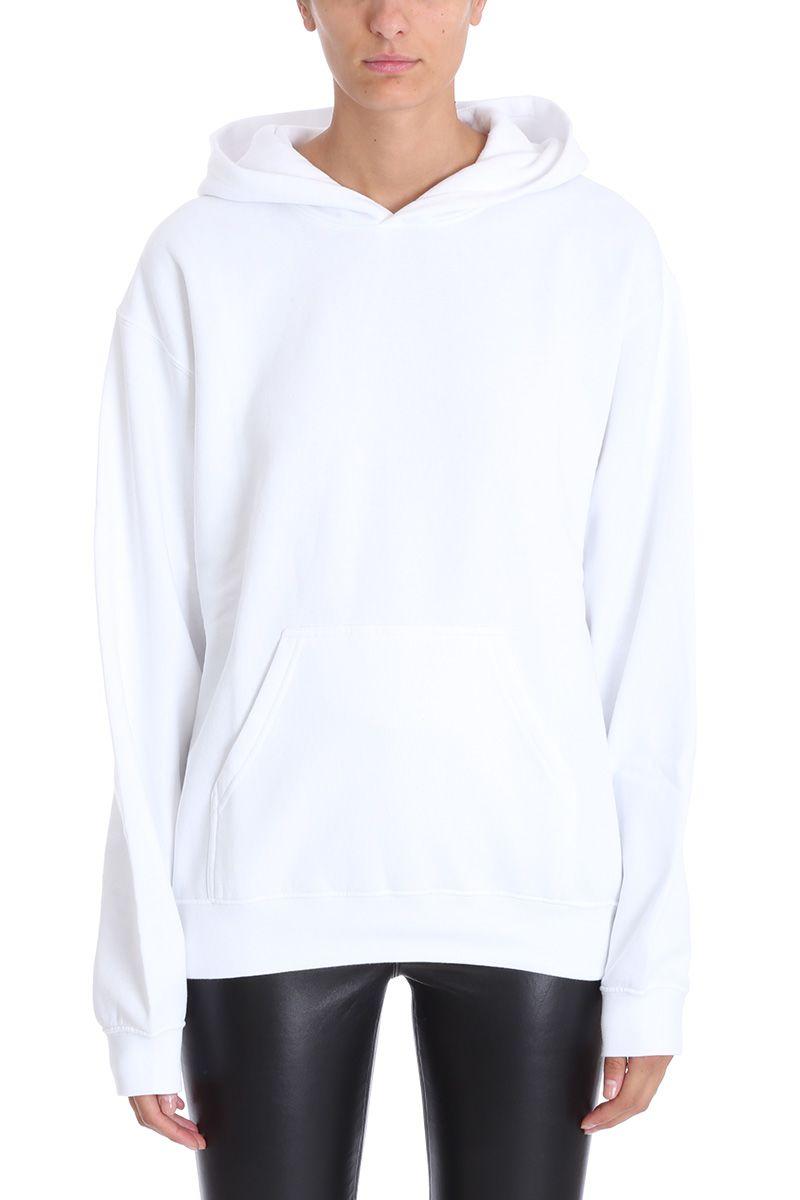 RTA Austin Oversized Hoodie Sweatshirt