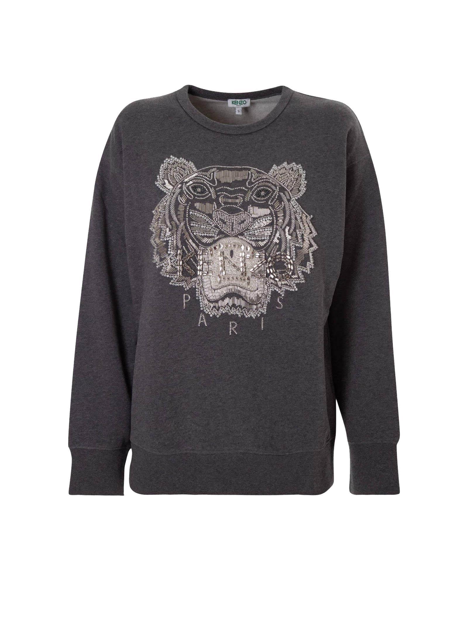 Kenzo Grey Sweatshirt