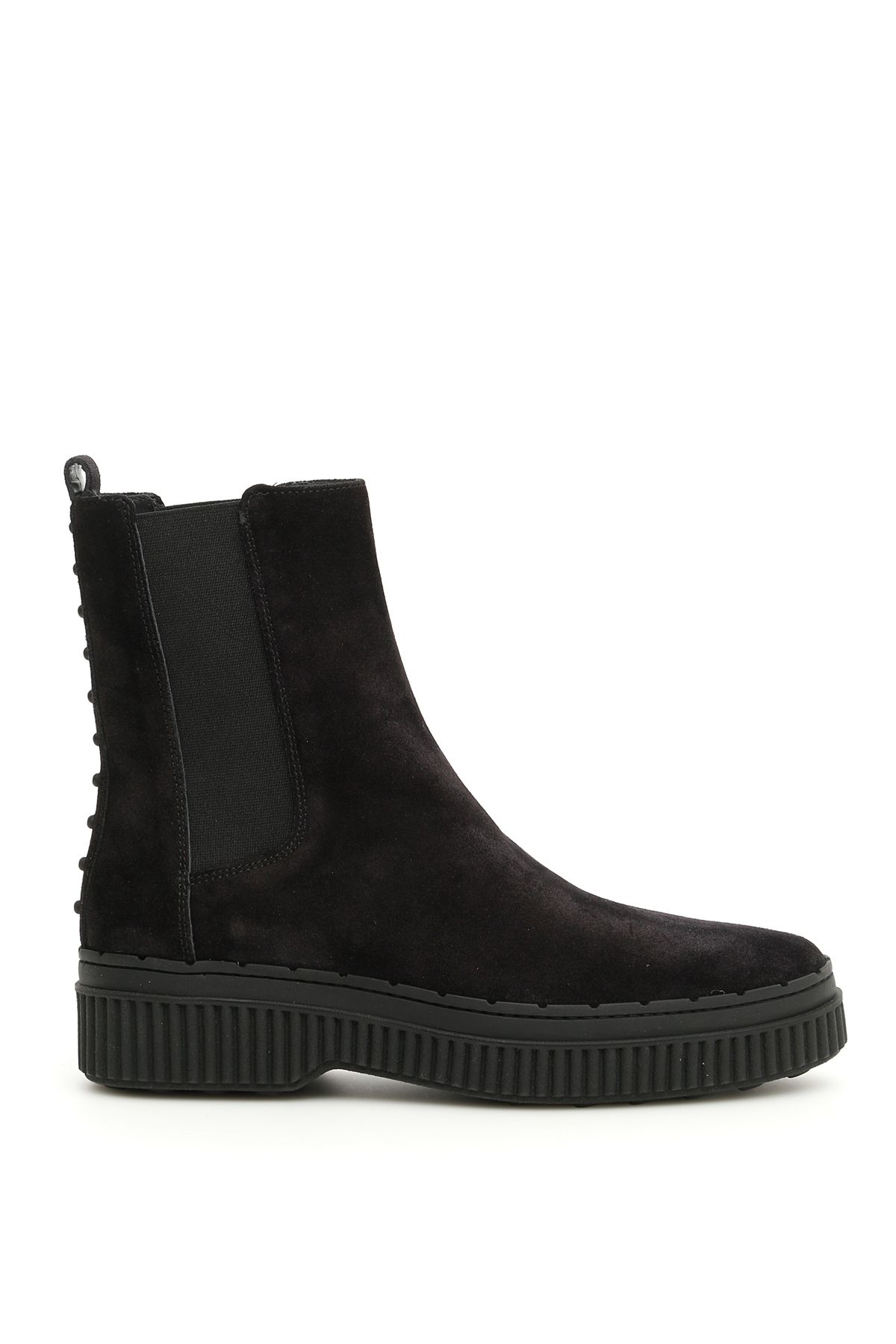 Tod's Boots With Gommino On The Back