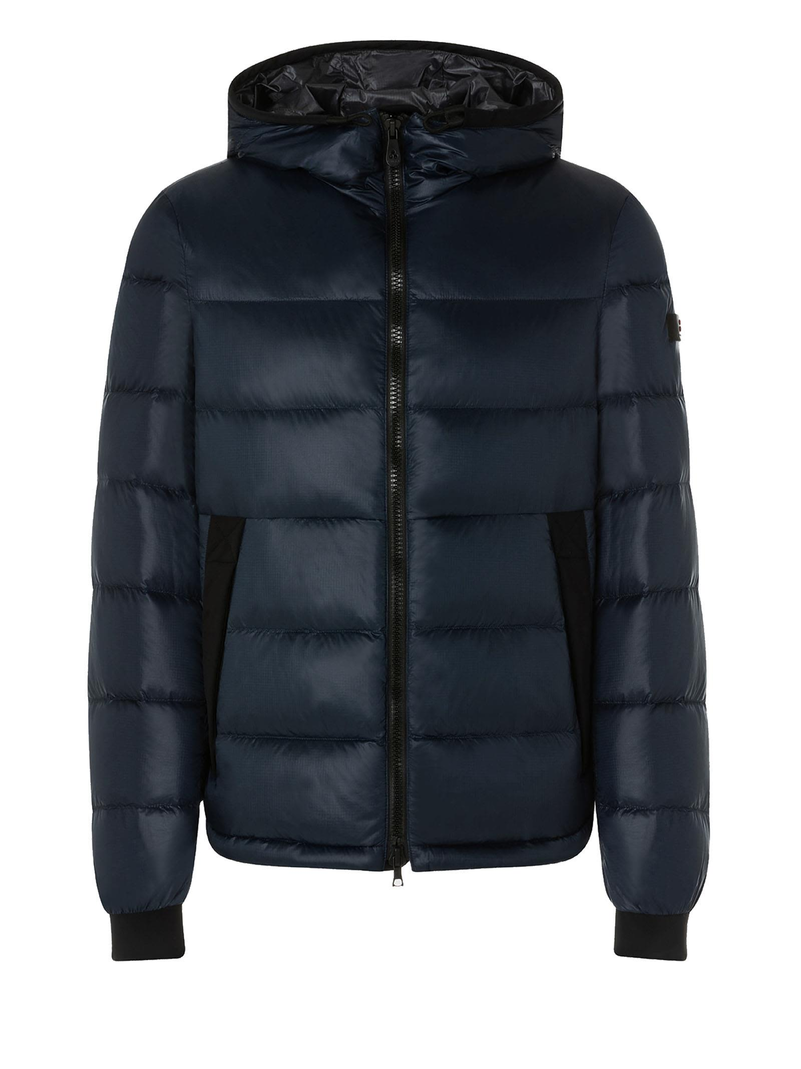 Peuterey Honova Blue Down Jacket