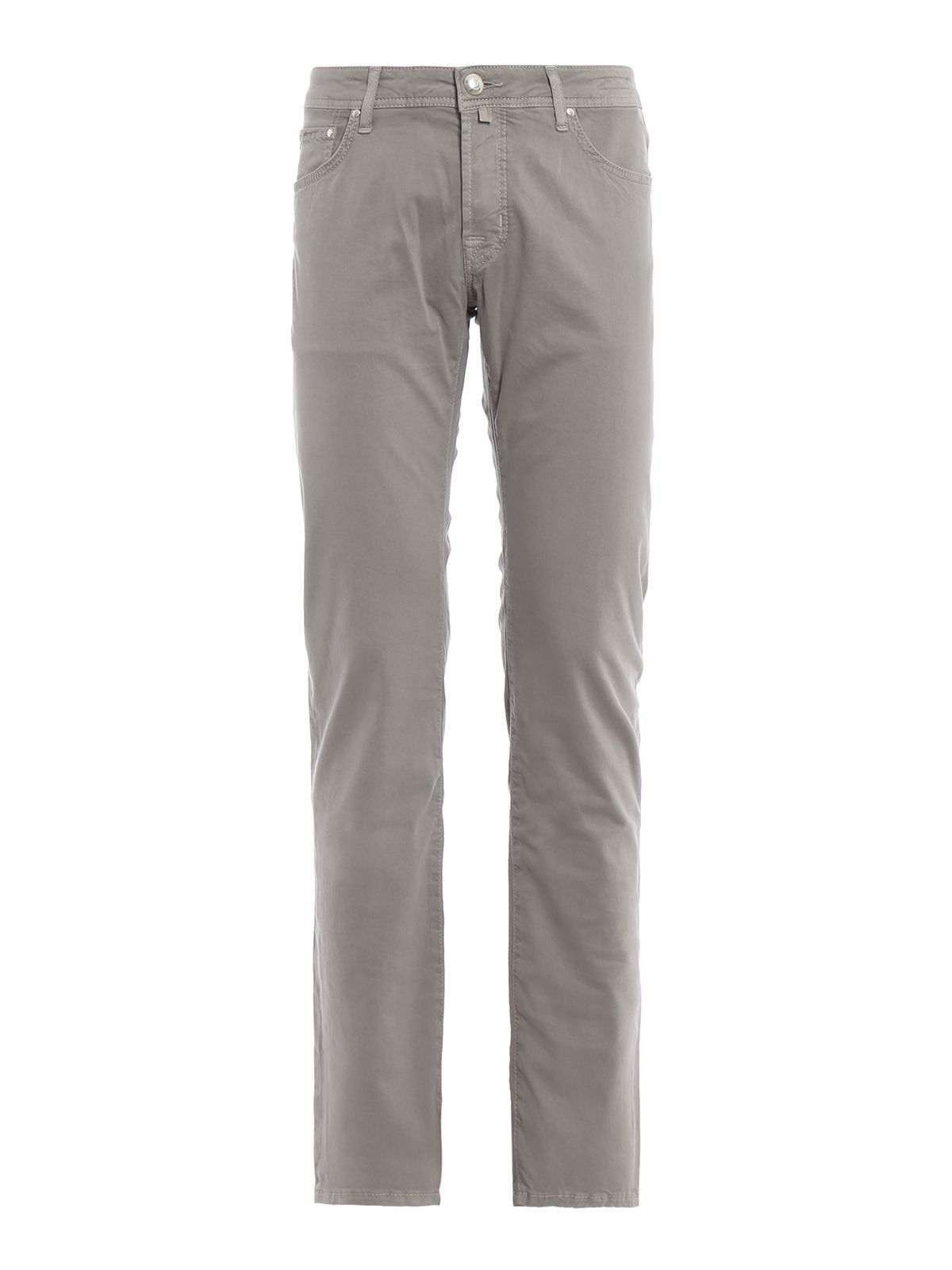 Jacob Cohen Pw622 Comf Grey Denim Tailored Jeans