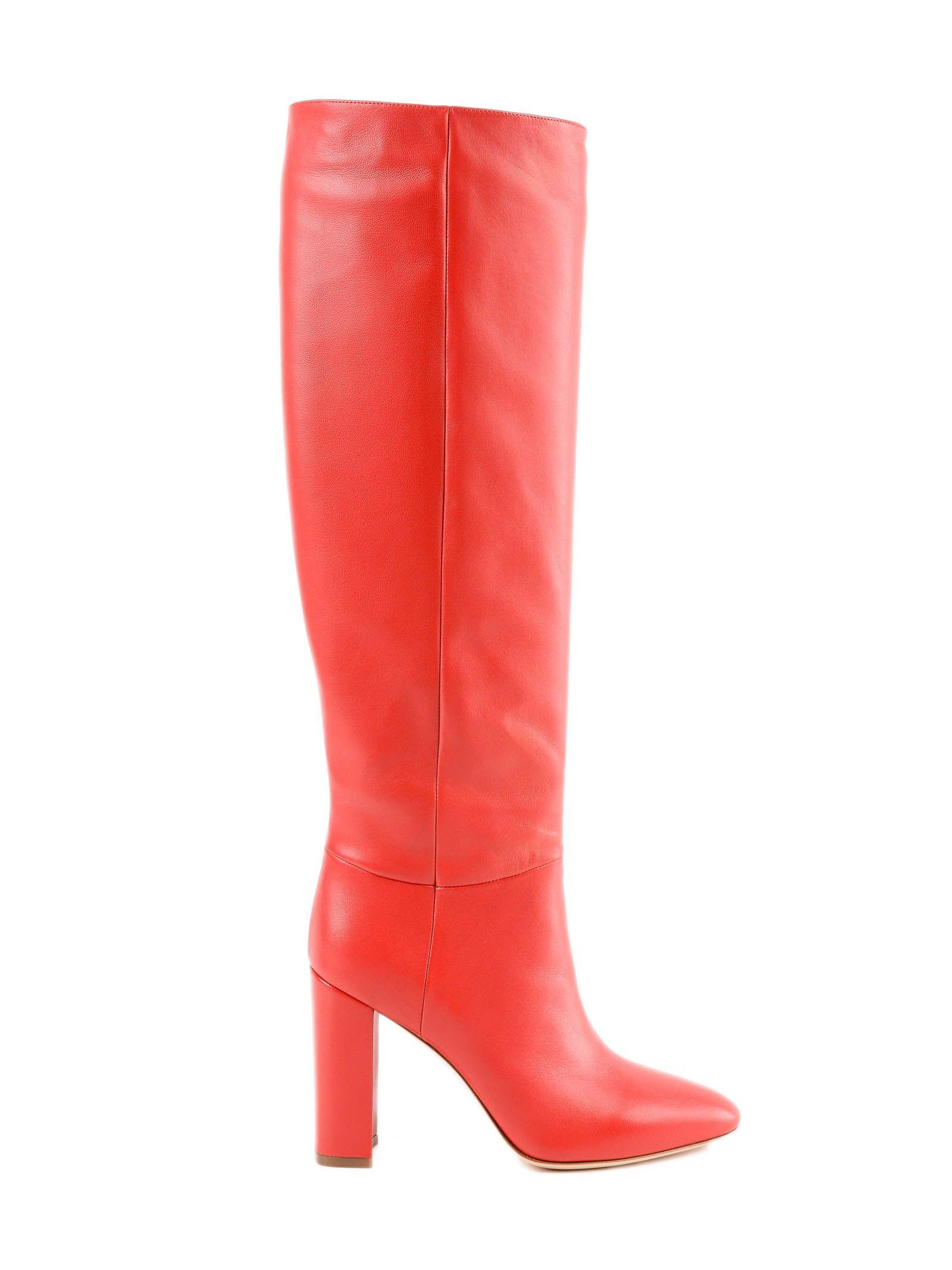 Twin Set Block Heel Over-the-knee Boots