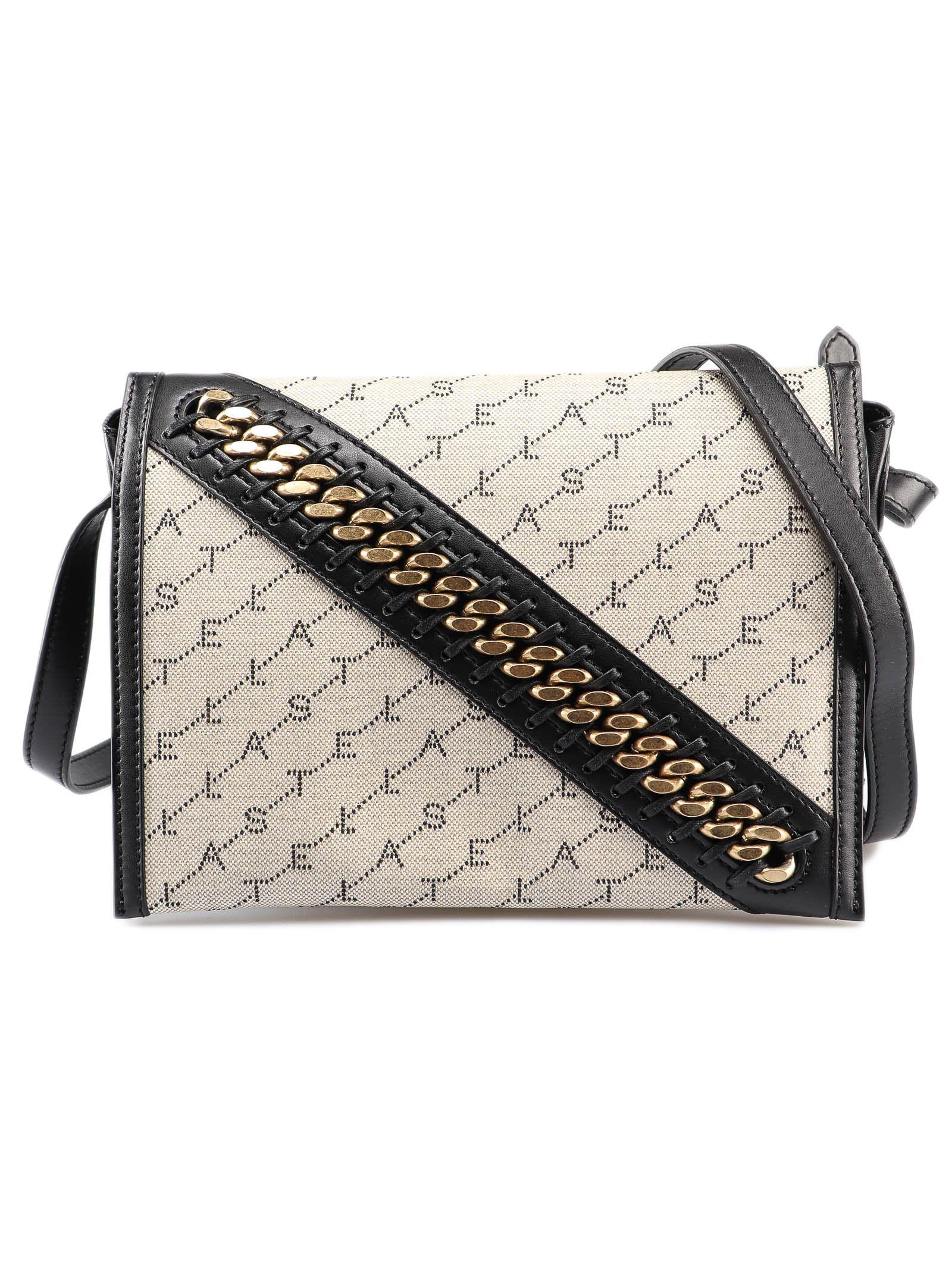 Stella Mccartney Eco Monogram Shoulder Bag