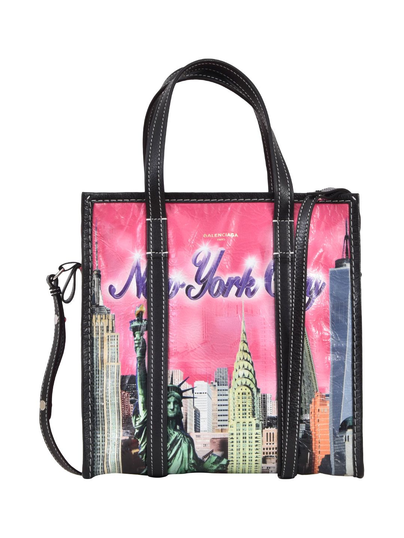 Balenciaga Ny S Bazar Shopping Bag