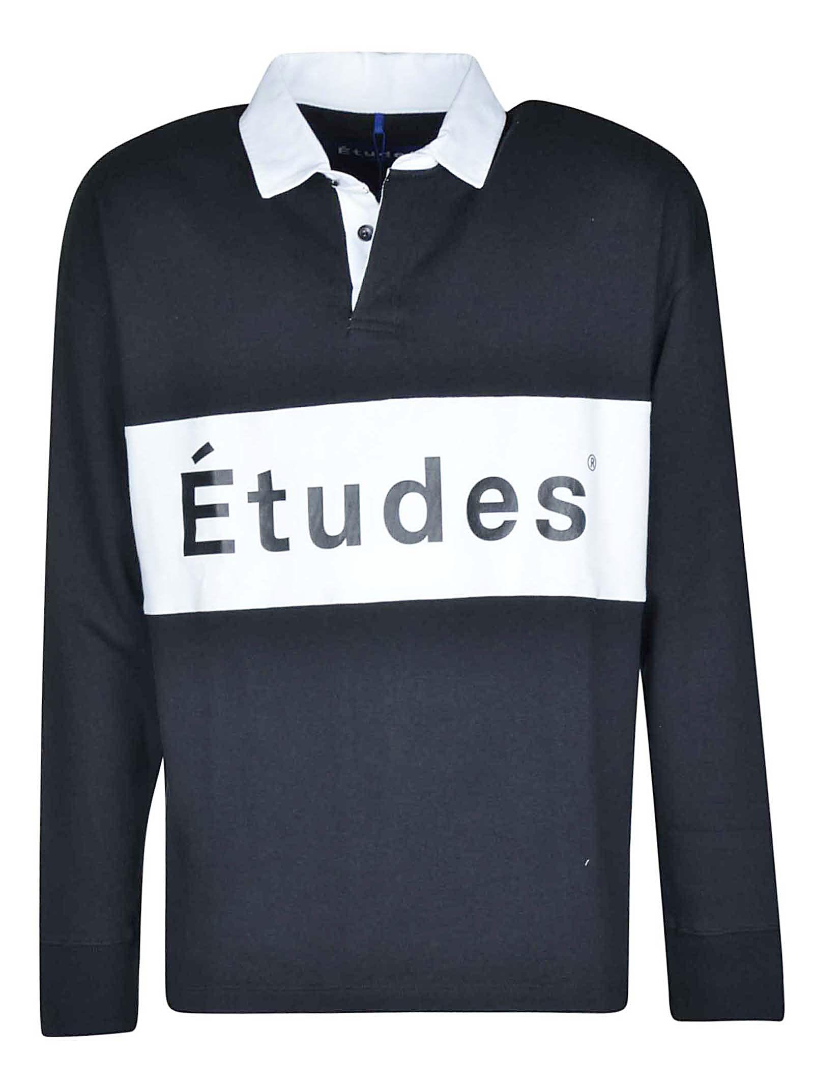 Etudes Logo Polo Shirt