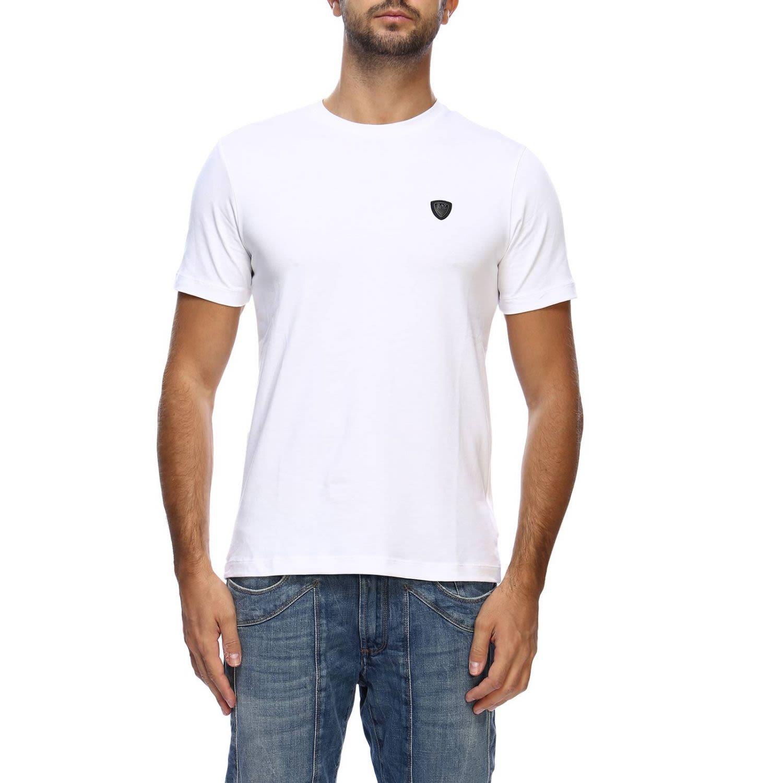 Ea7 T-shirt T-shirt Men Ea7