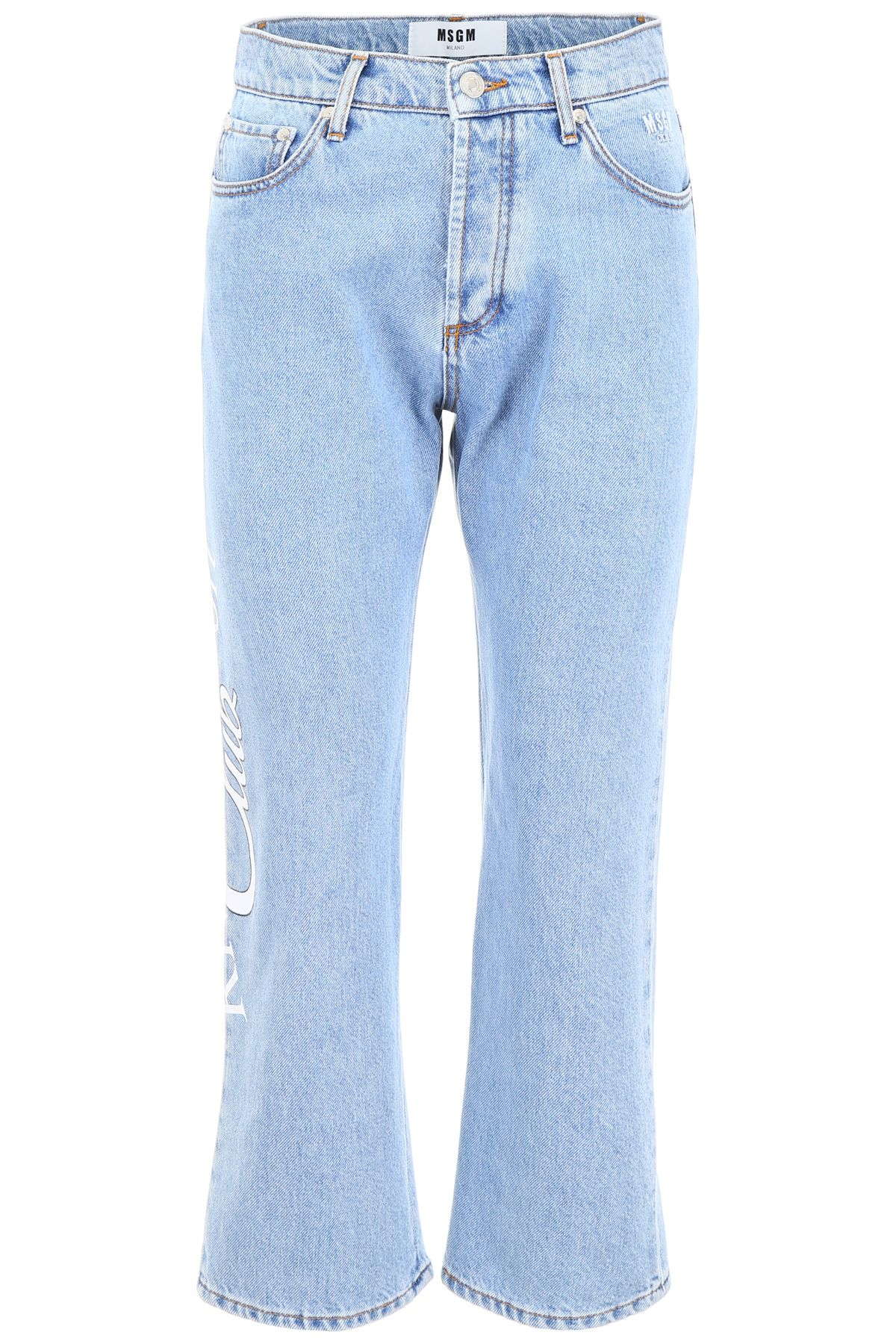 MSGM Riviera Resort Club Jeans