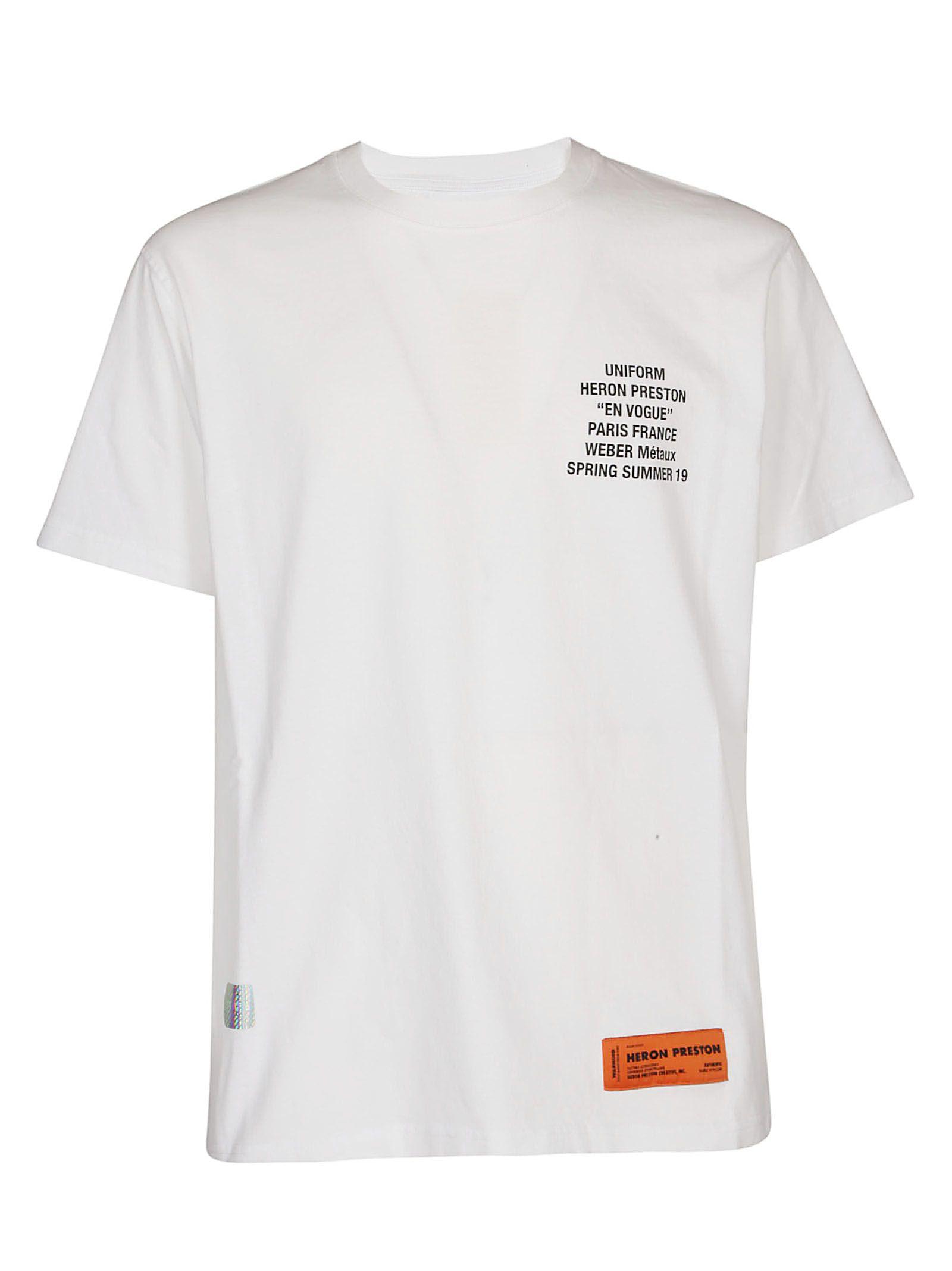 Heron Preston Worker T-shirt