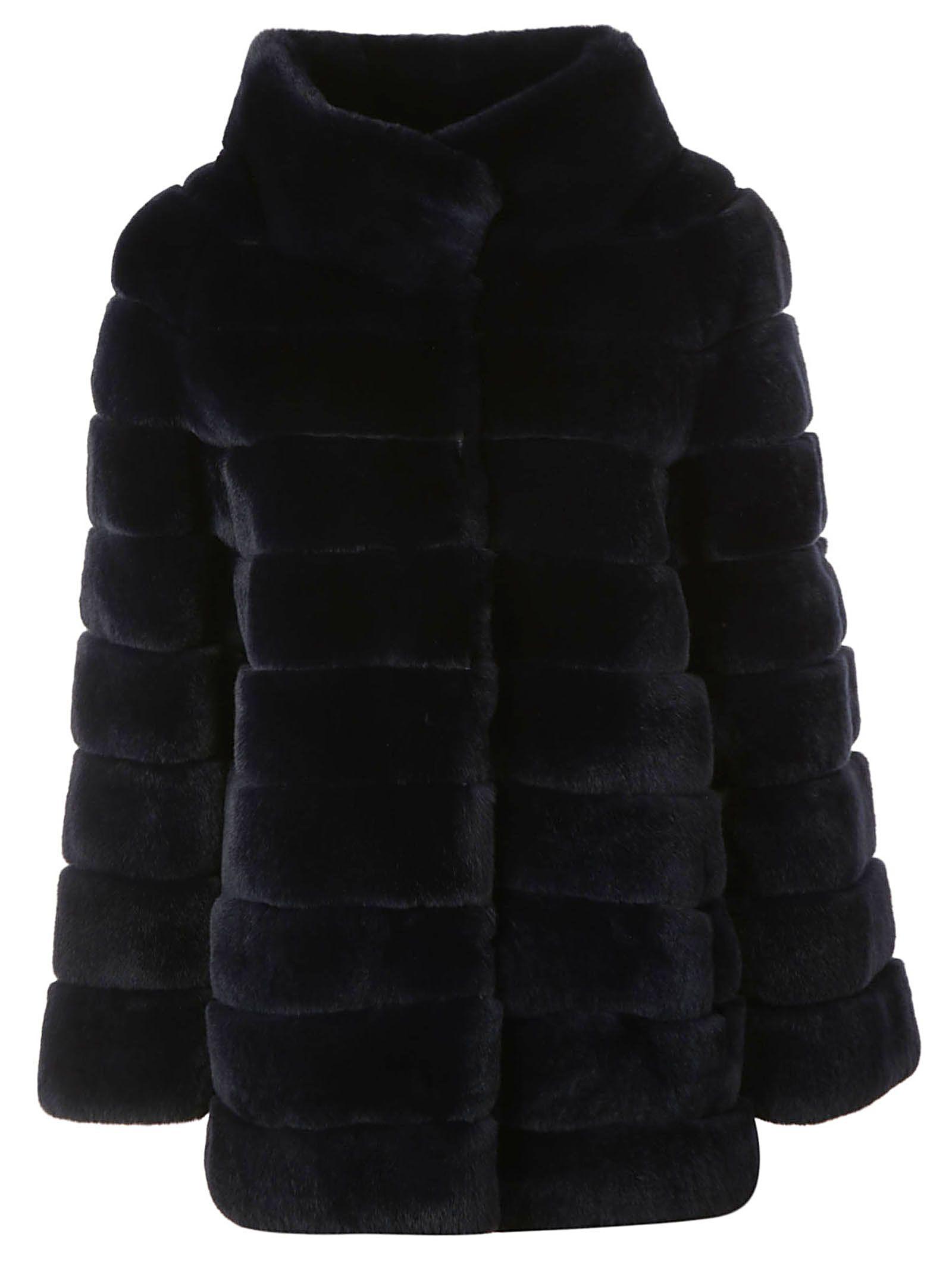 S.w.o.r.d. Fur Padded Jacket