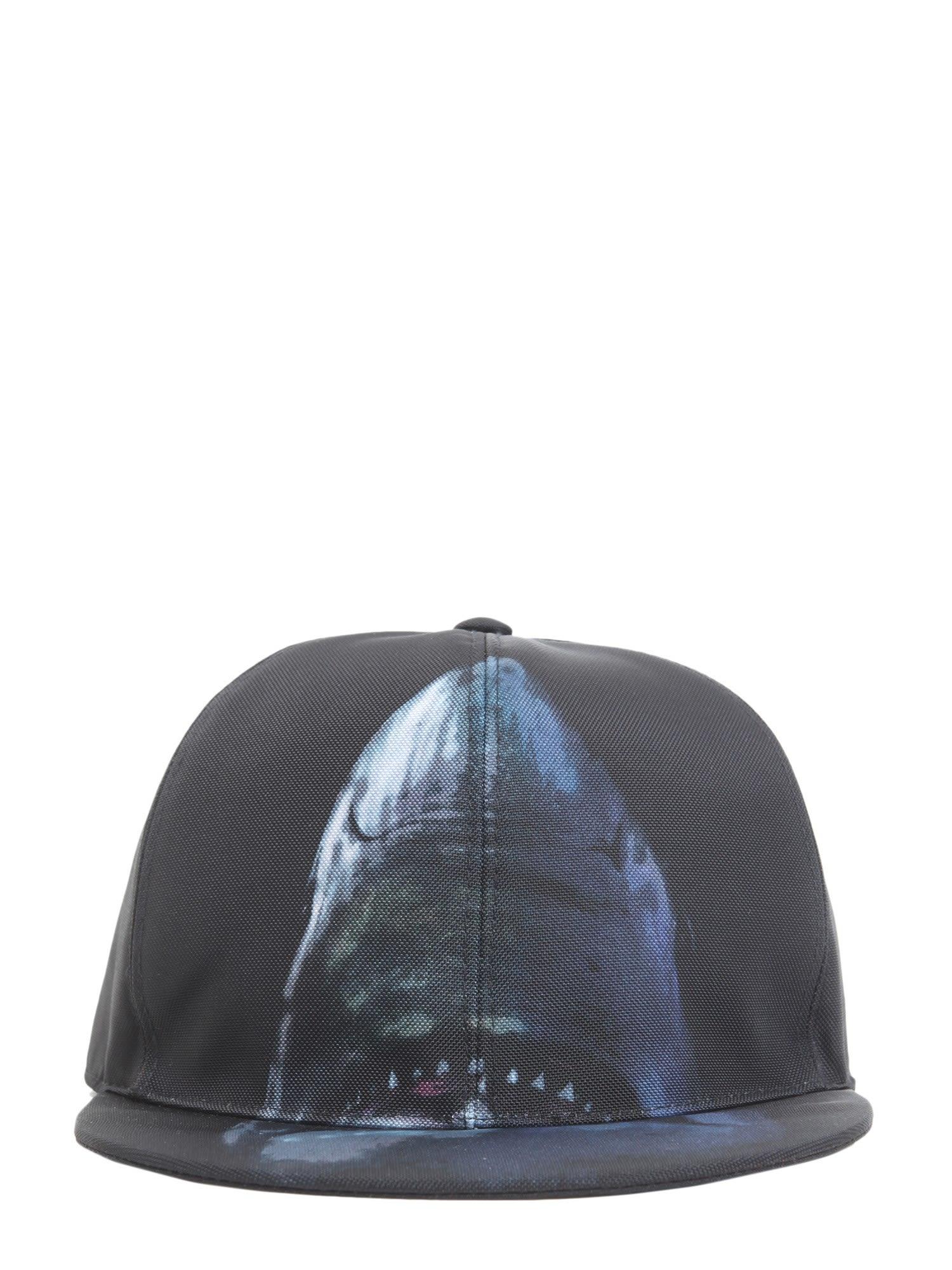 Givenchy Shark Printed Cap