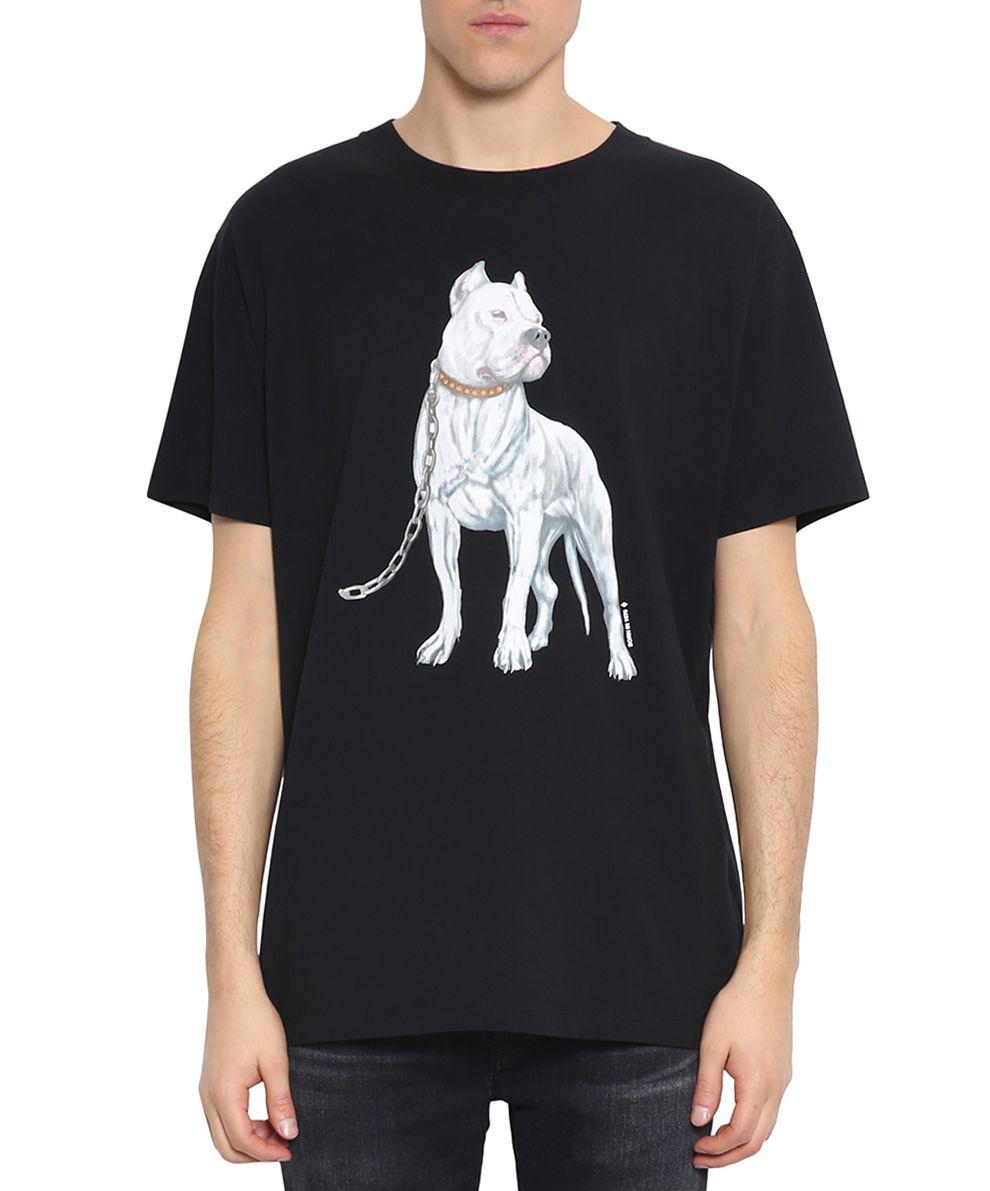 Marcelo Burlon Dogo Cotton T-shirt