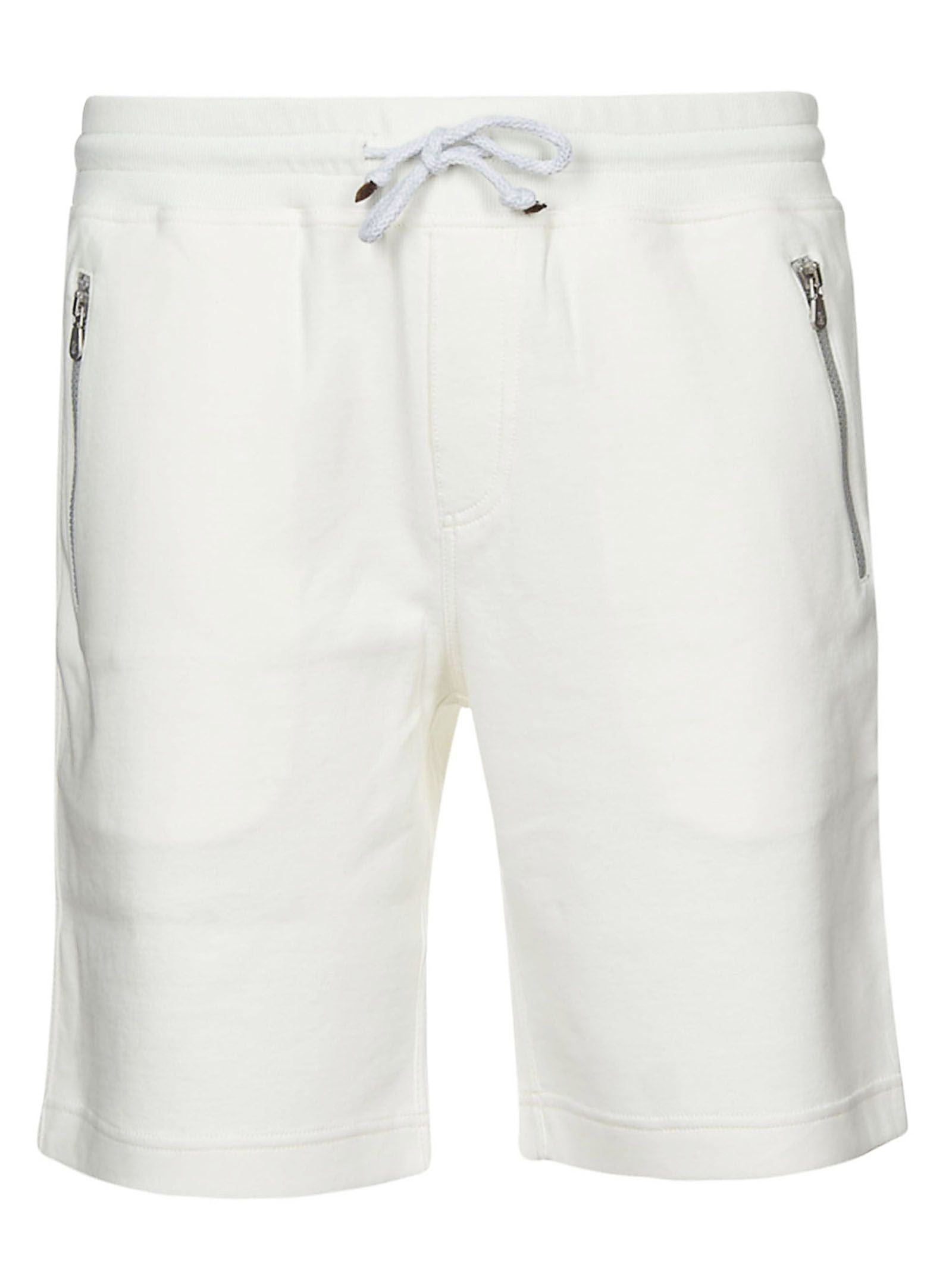 Brunello Cucinelli Elasticated Waist Shorts