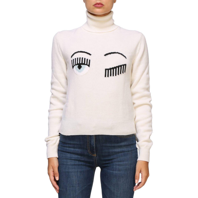Chiara Ferragni Sweater Sweater Women Chiara Ferragni