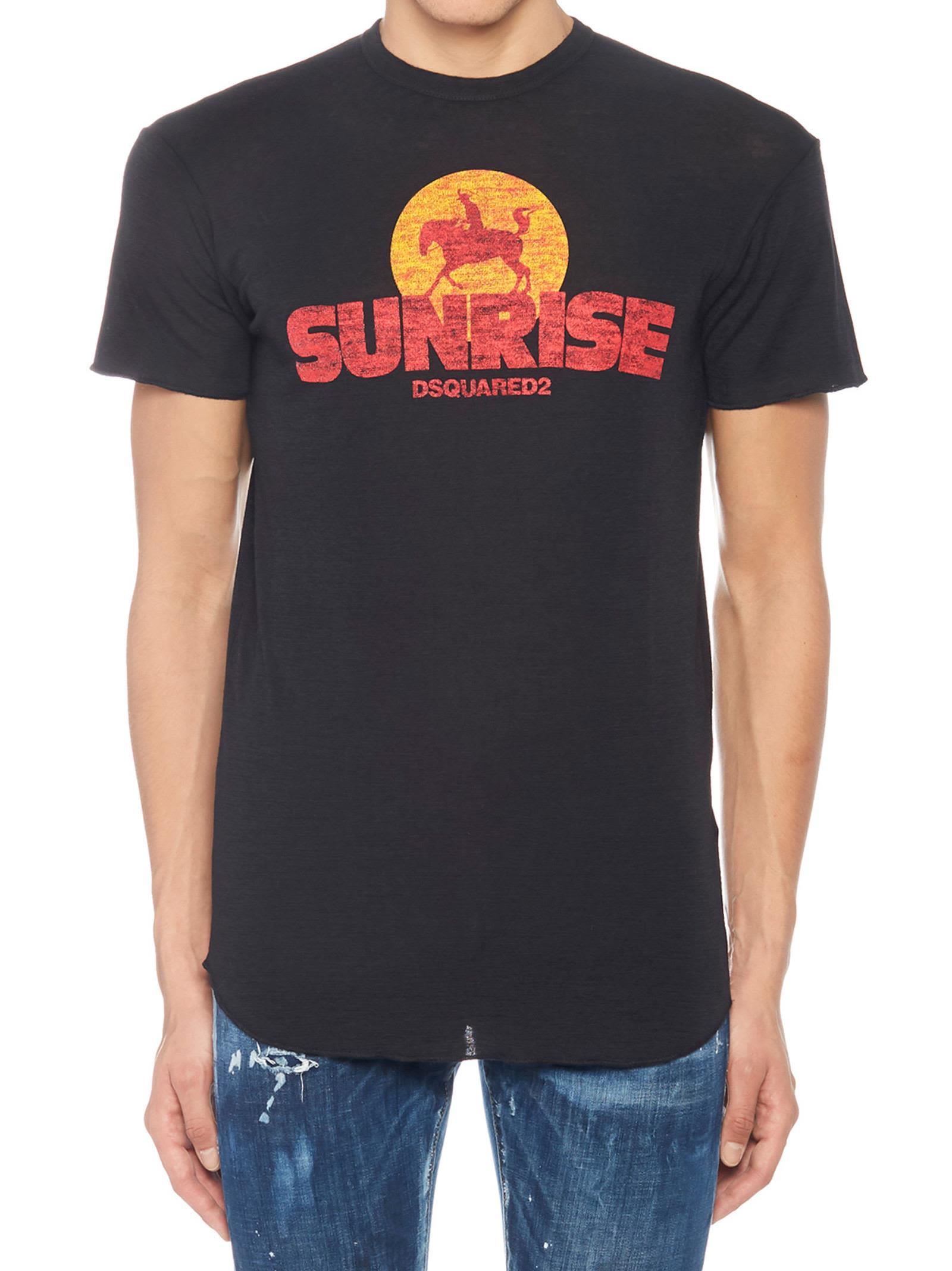 Dsquared2 'sunrise' T-shirt
