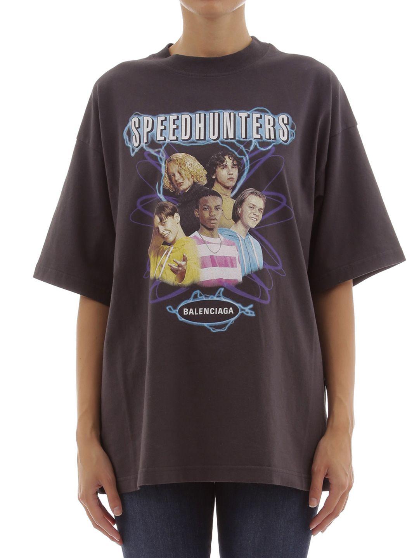 balenciaga -  T-shirt Speedhunters