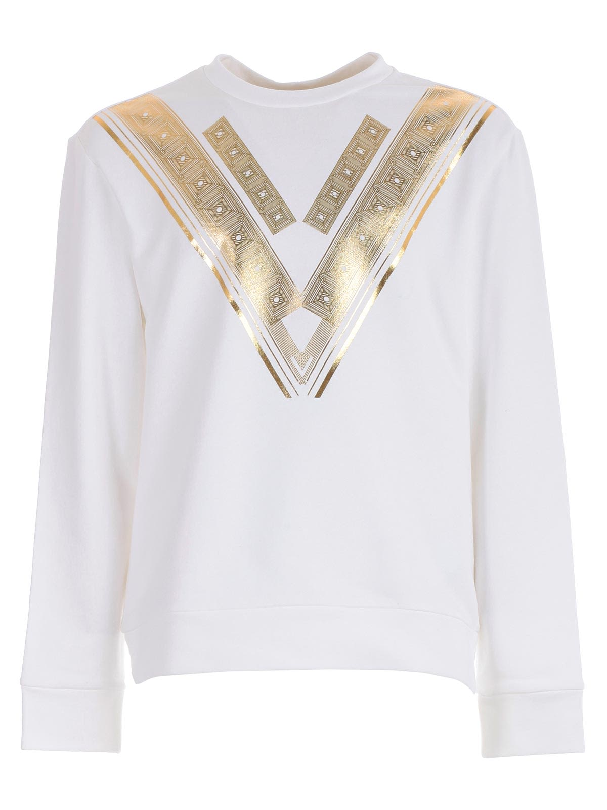 Versace Collection Printed Sweatshirt