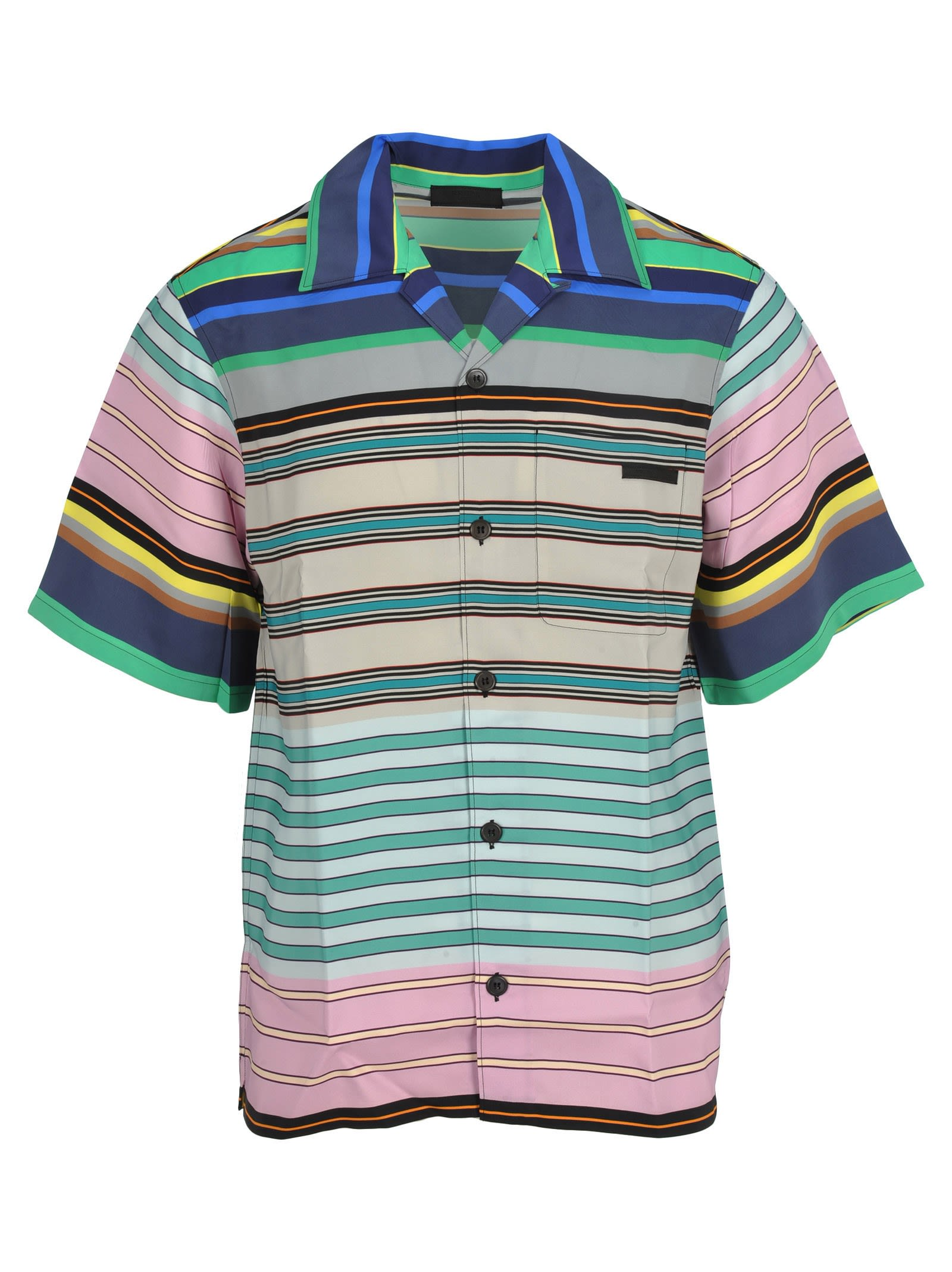 Prada Bowling Shirt Mc Riga