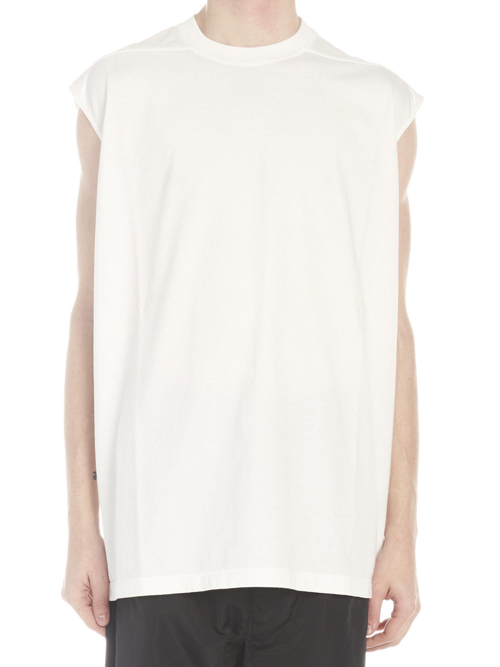 Rick Owens 'tarp Tee' T-shirt