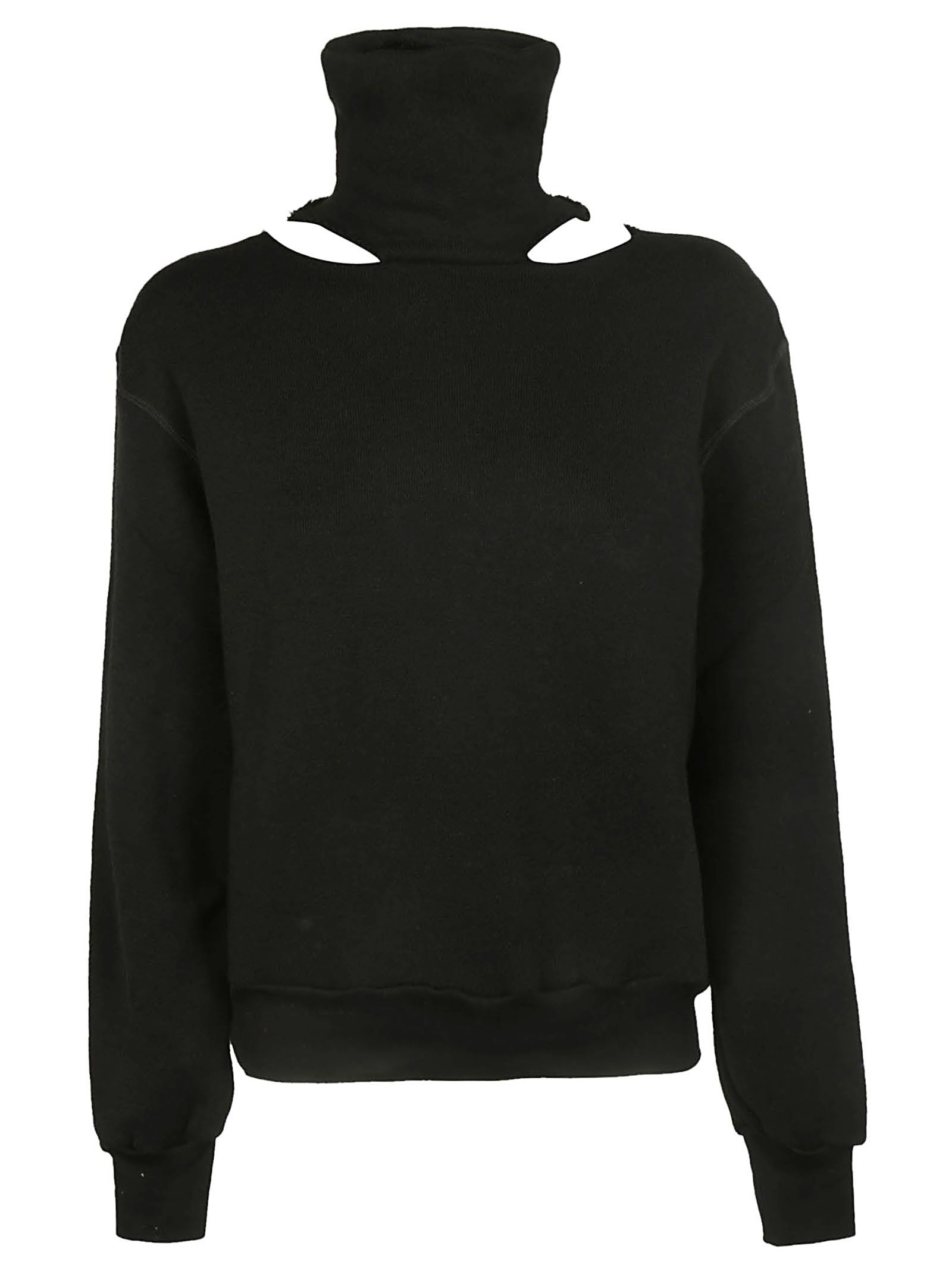 Ben Taverniti Unravel Project Turtle Neck Sweater