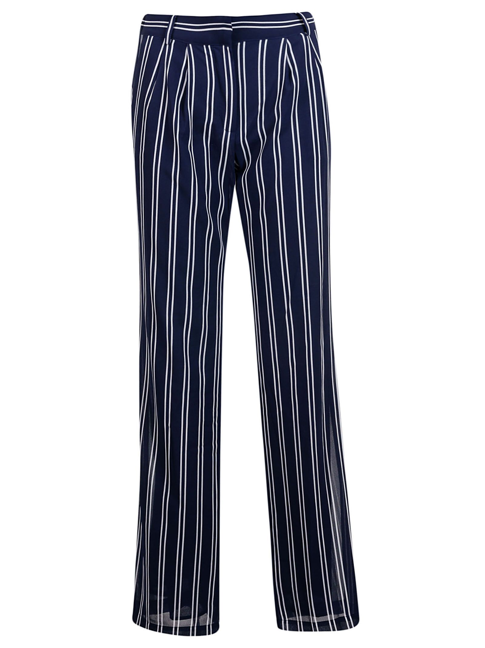 Michael Michael Kors Striped Trousers