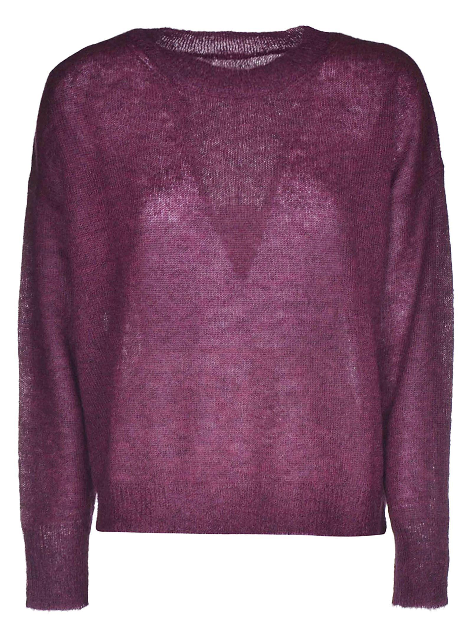 Isabel Marant étoile Boxy Fine Knit Sweater