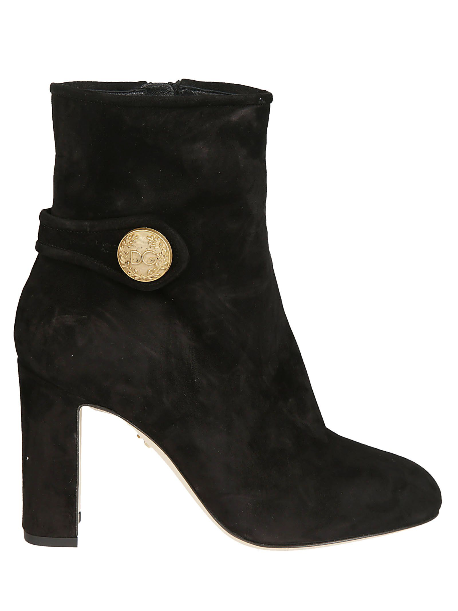Dolce & Gabbana Vally Ankle Boots