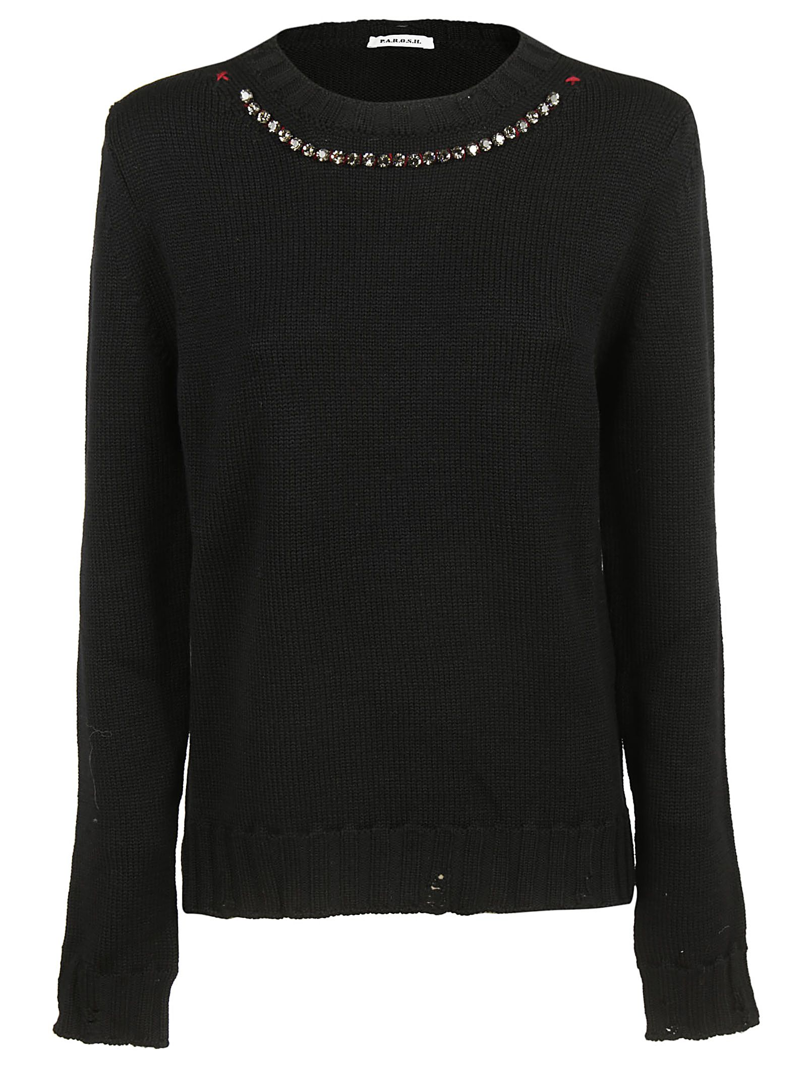 Parosh Embellished Sweater