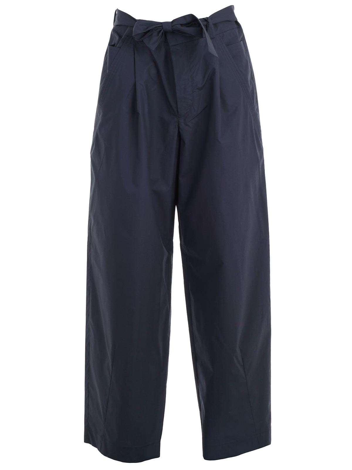 Maison Flaneur Cropped Trousers