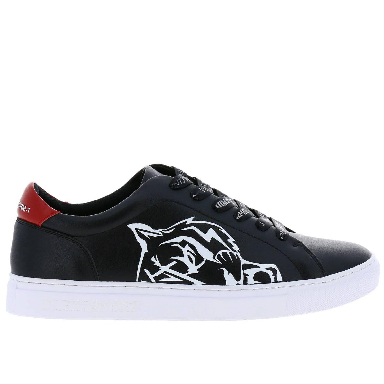 Plein Sport Sneakers Shoes Men Plein Sport