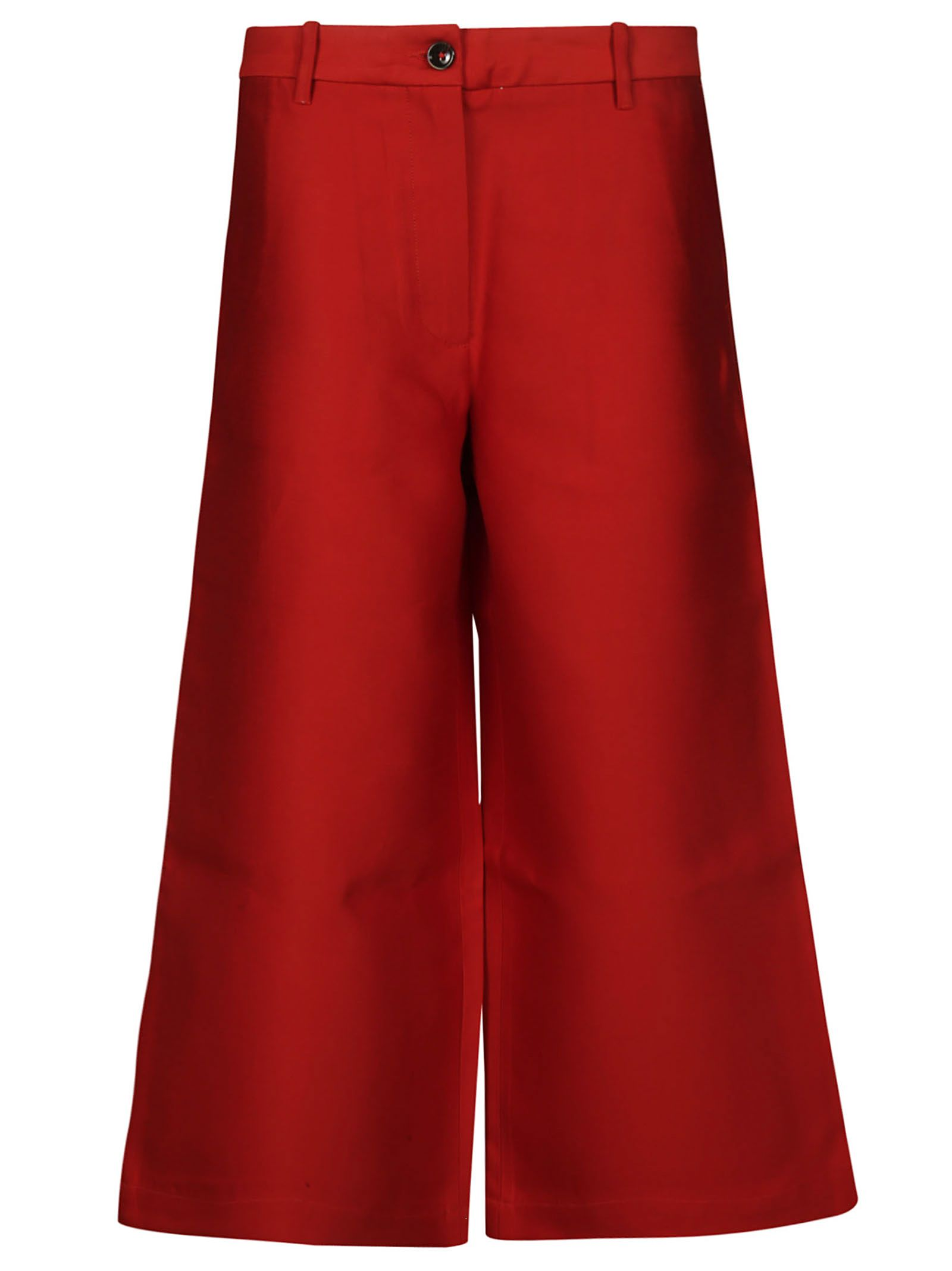 Nine In The Morning Flared Trousers