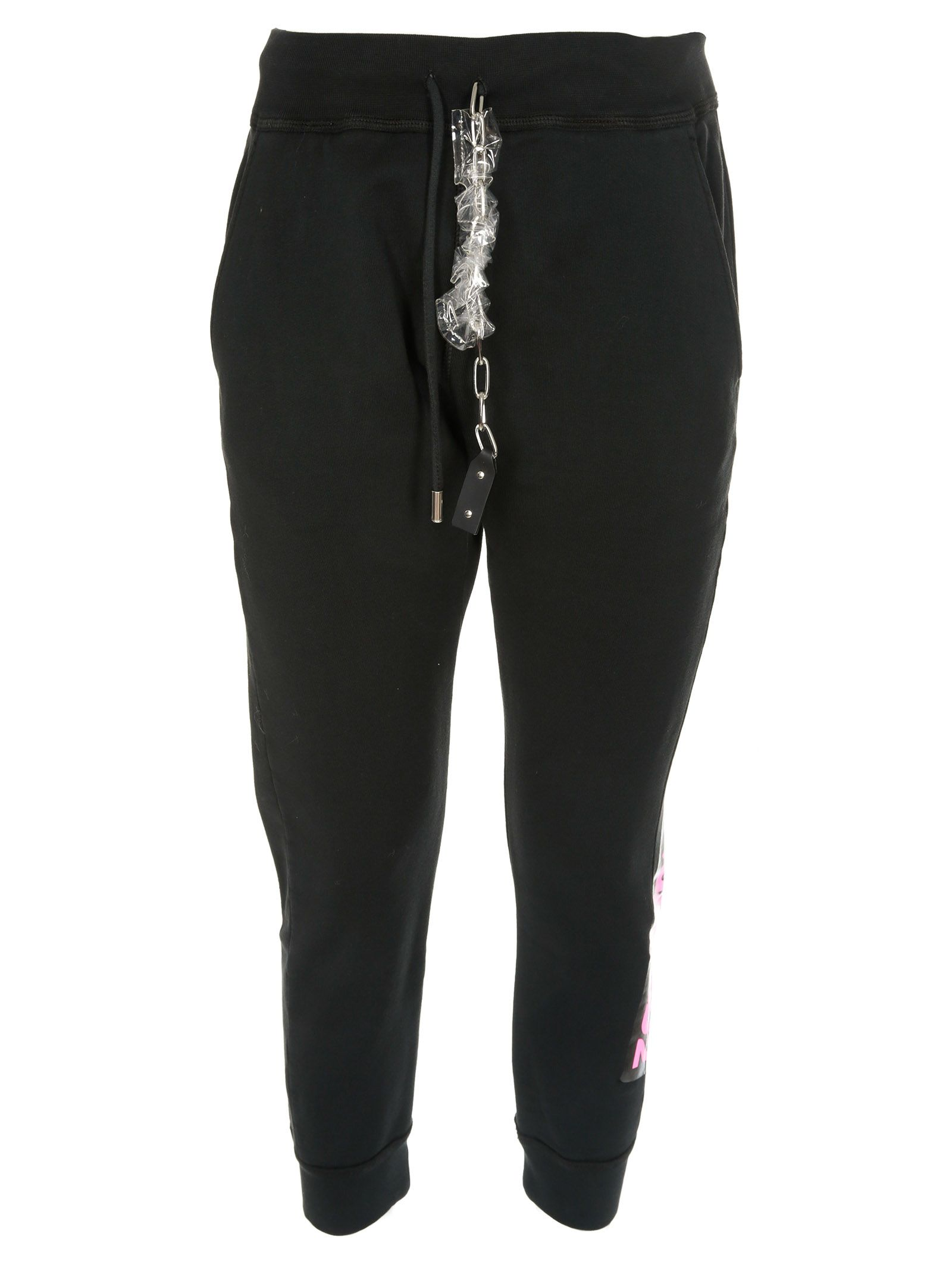 Dsquared2 Logo Tape Track Pants