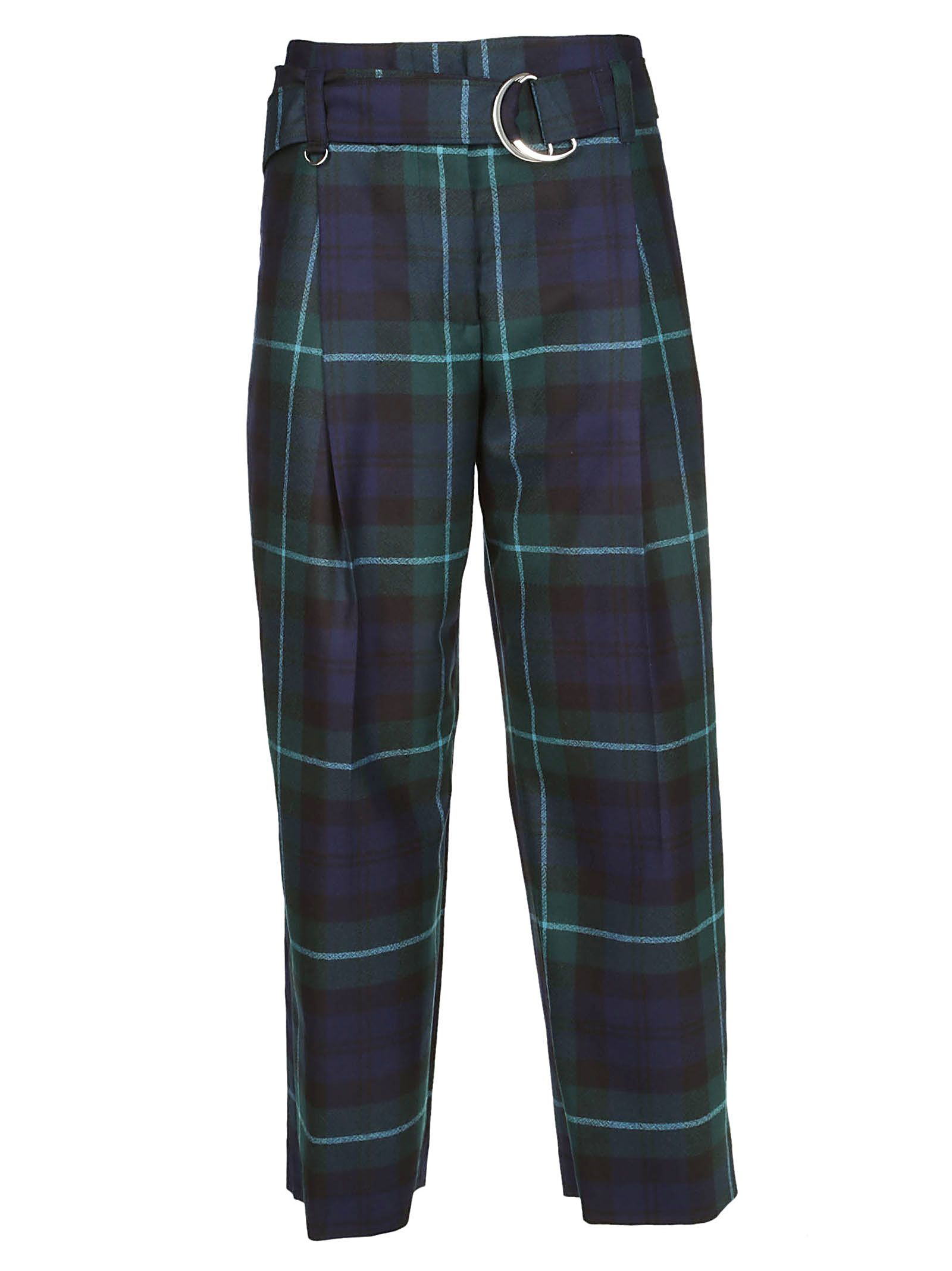 Paul Smith Checked Trousers